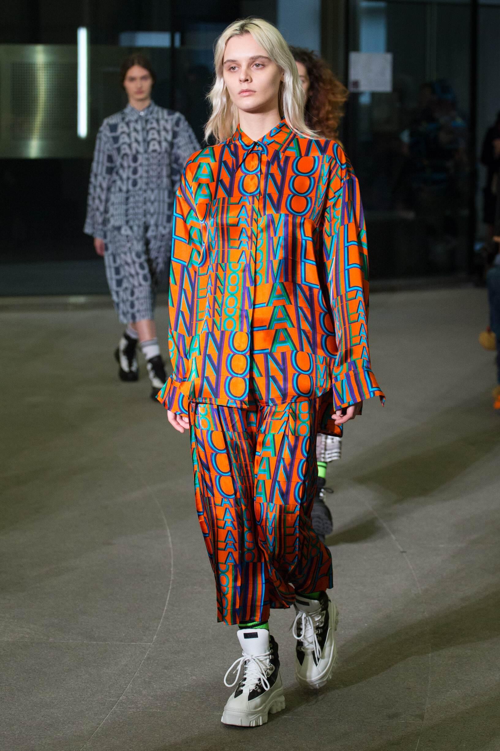 Msgm 2018 Womenswear Milan