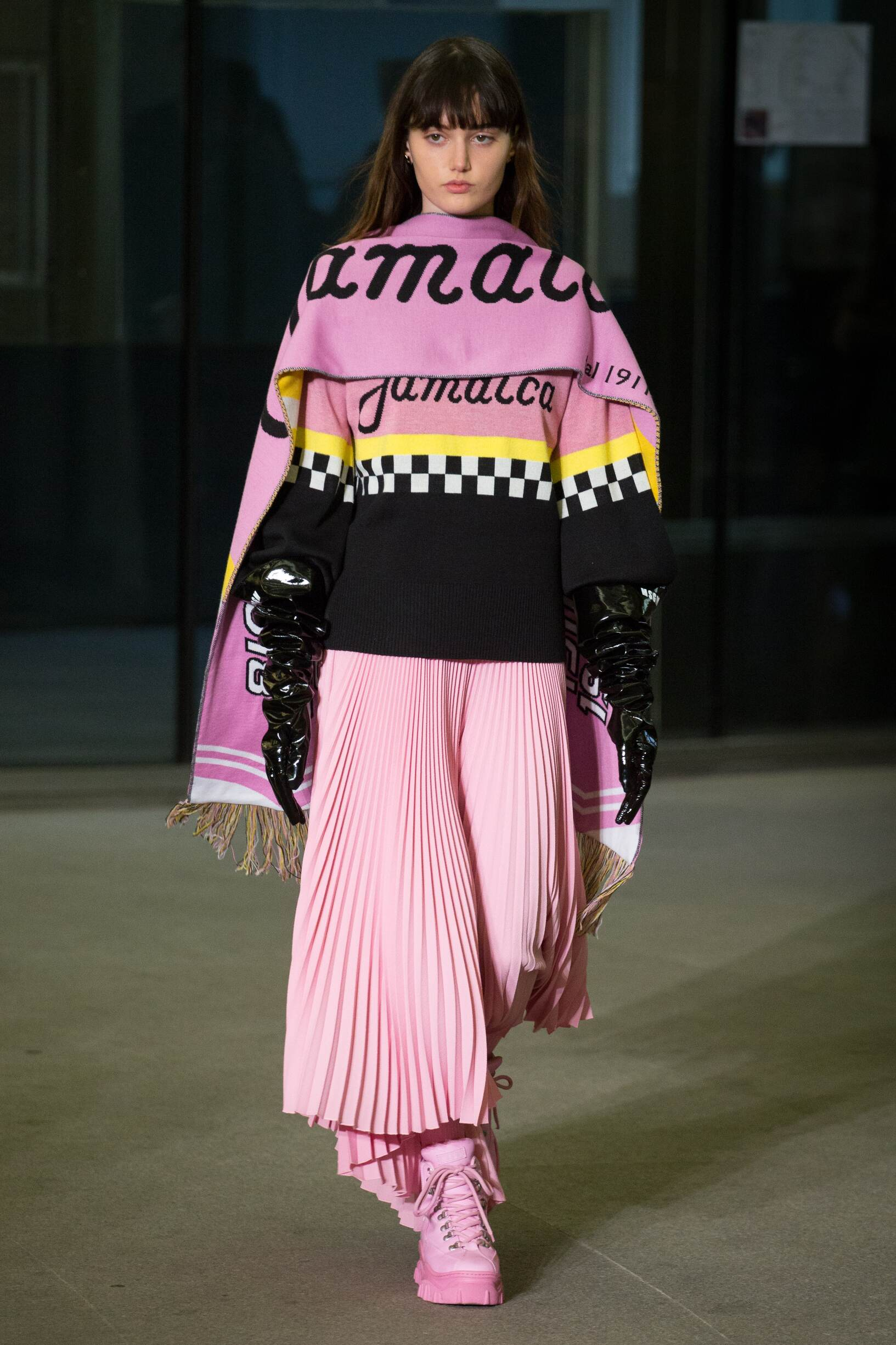 Msgm Fall 2018 Catwalk