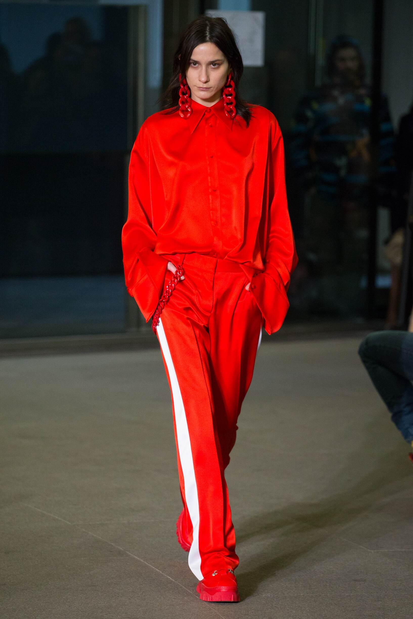 Msgm Fall Winter 2018 Womens Collection Milan Fashion Week