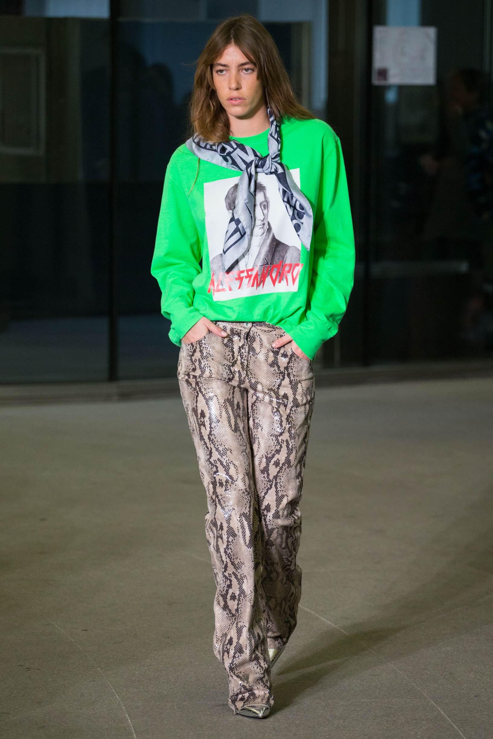 Msgm Milan Fashion Week