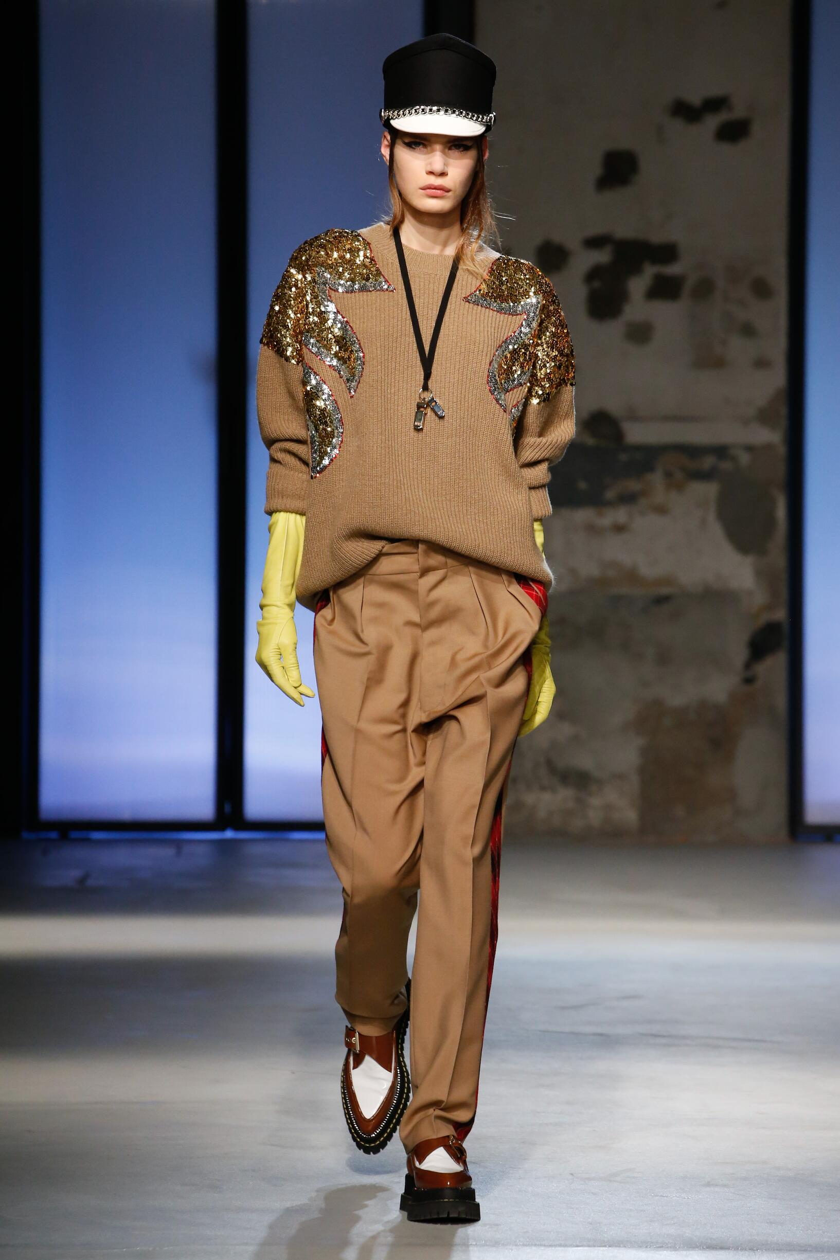 N°21 FW 2018 Womenswear