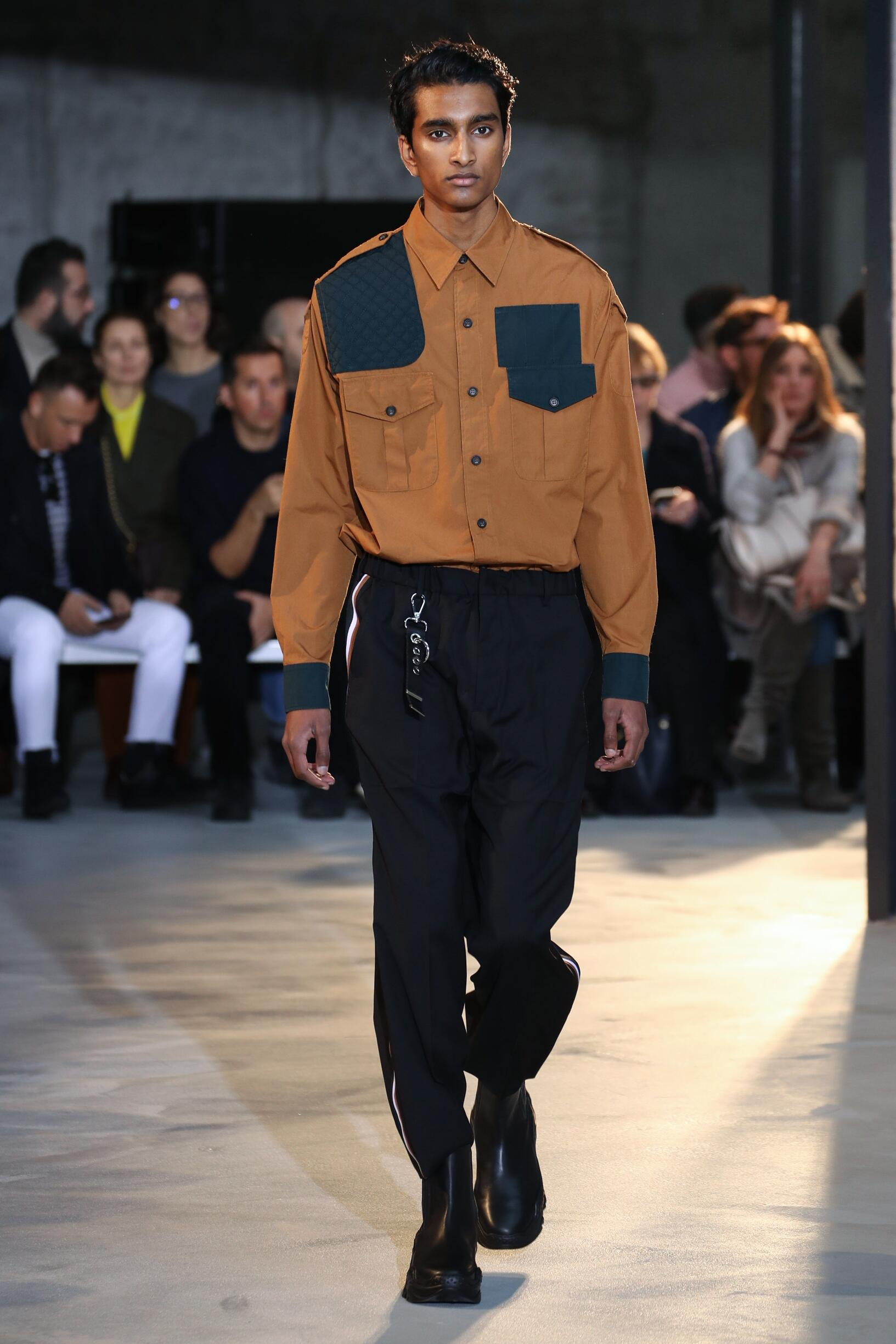 N°21 FW 2018 Menswear