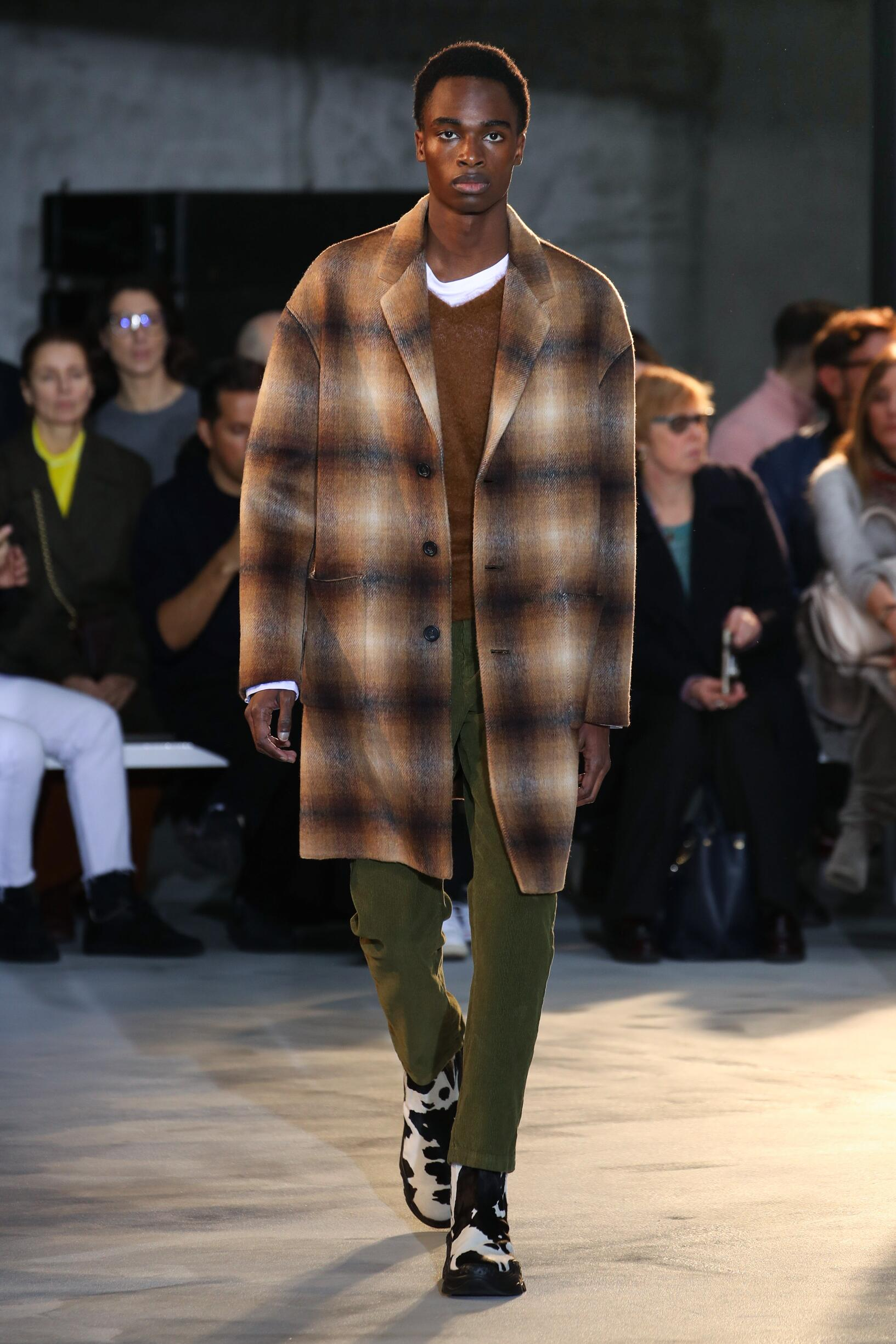 N°21 Fall Winter 2018 Mens Collection Milan Fashion Week
