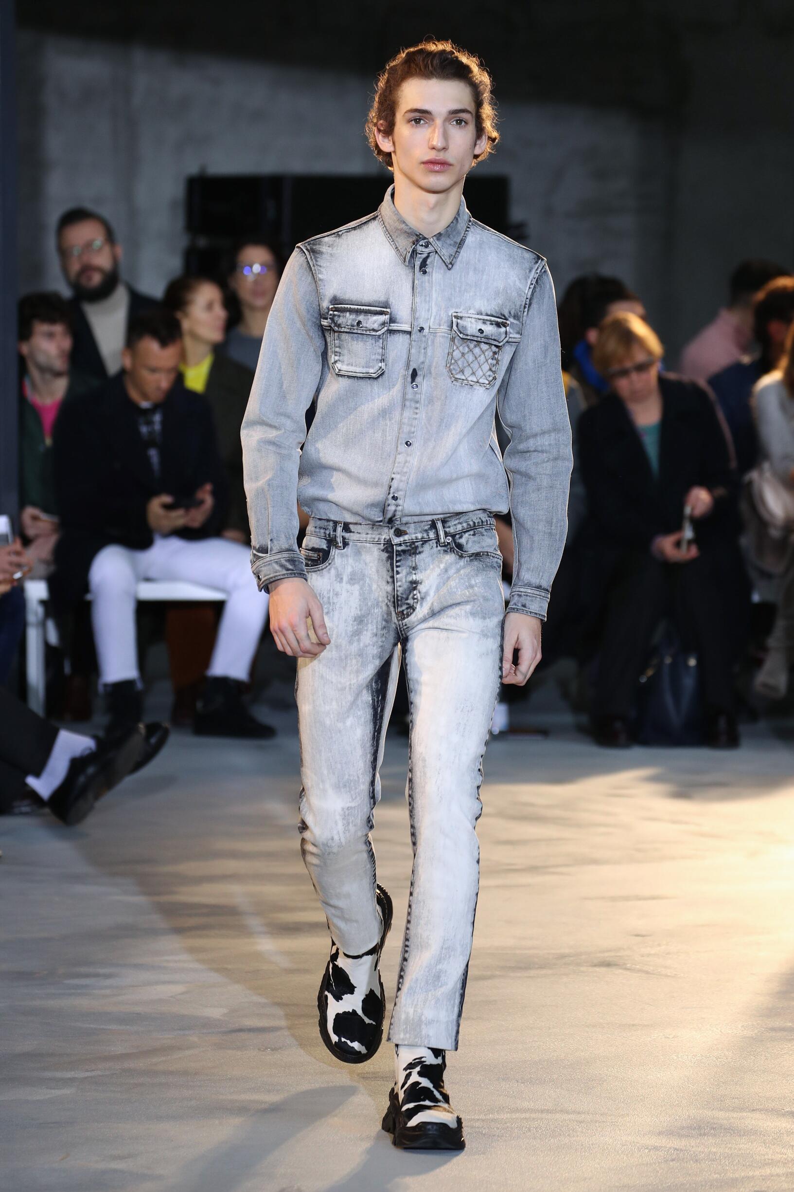N°21 Man Style 2018