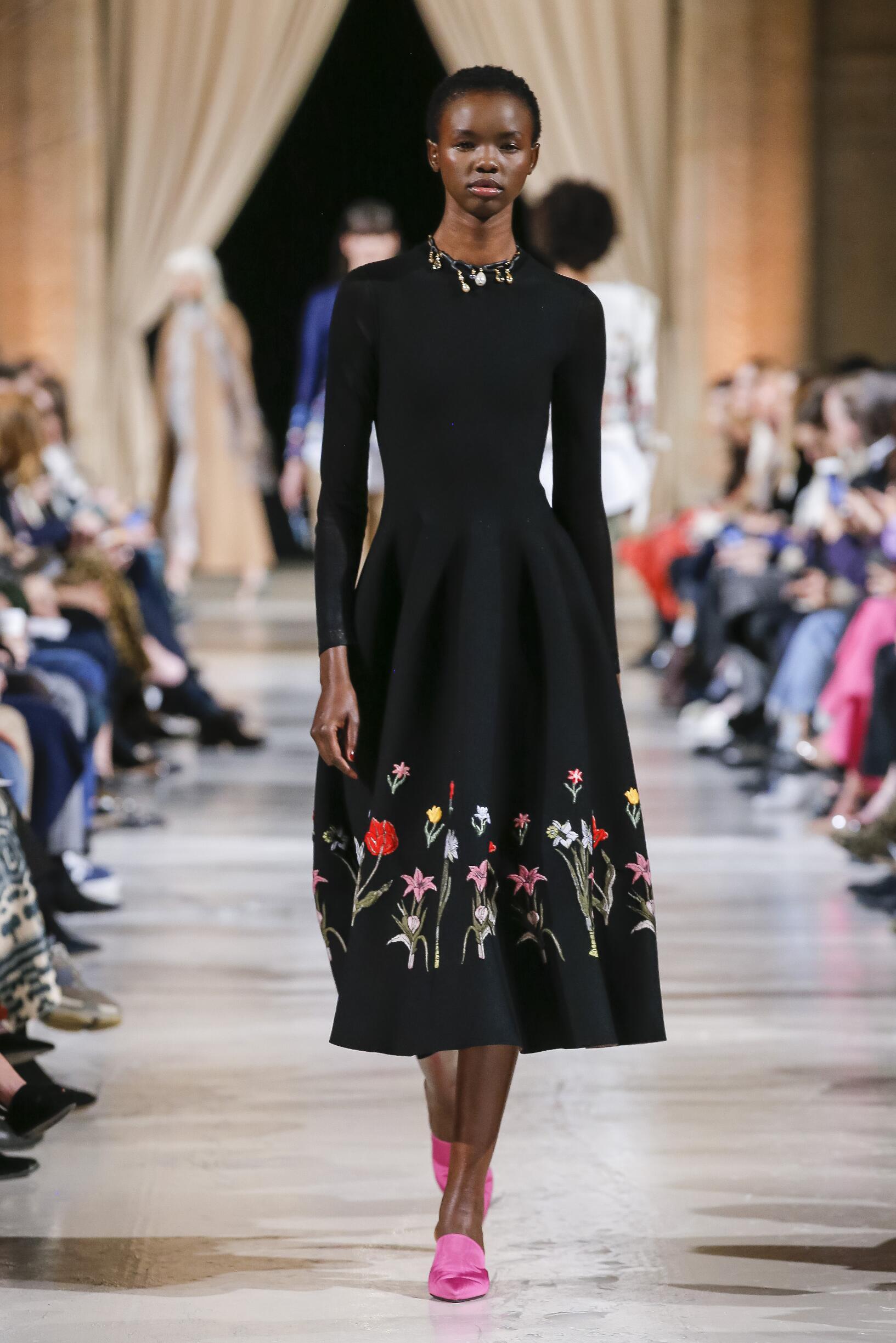 Oscar de la Renta FW 2018 Womenswear