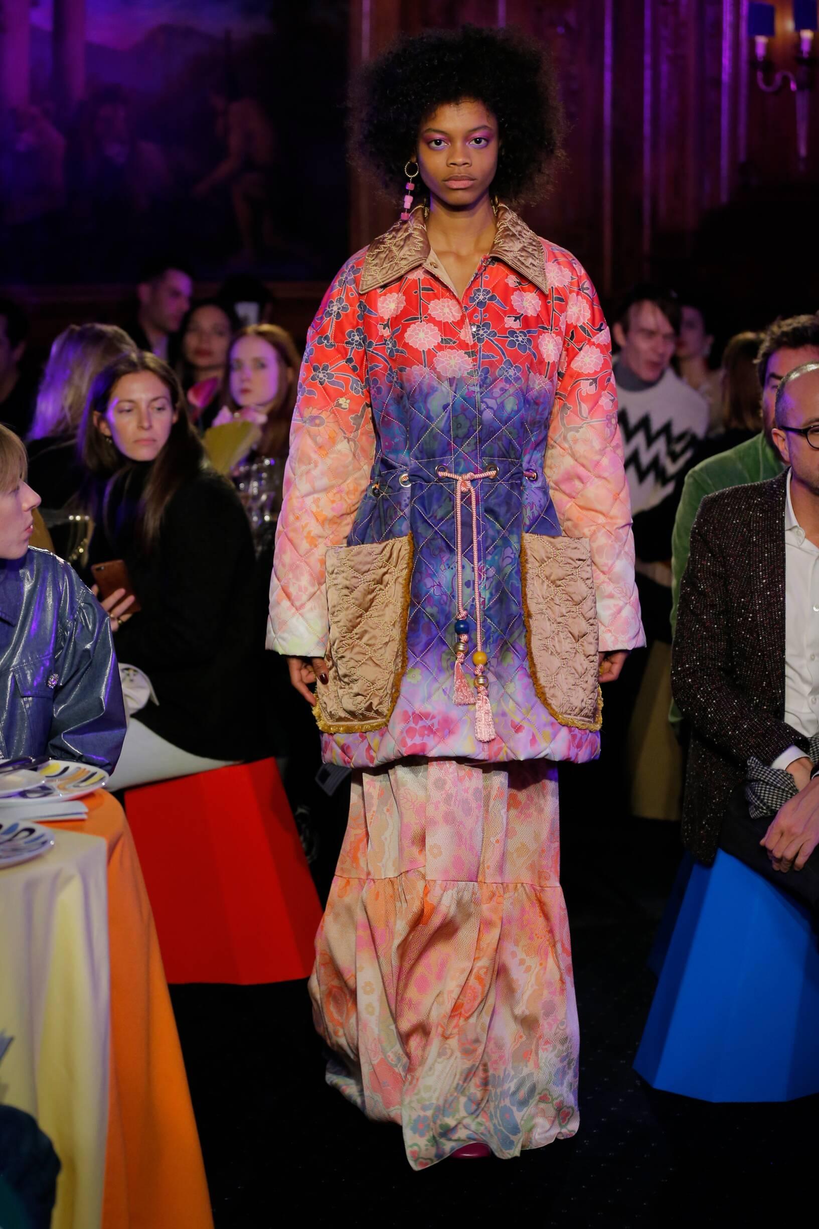 Peter Pilotto Fall Winter 2018 Womens Collection London Fashion Week