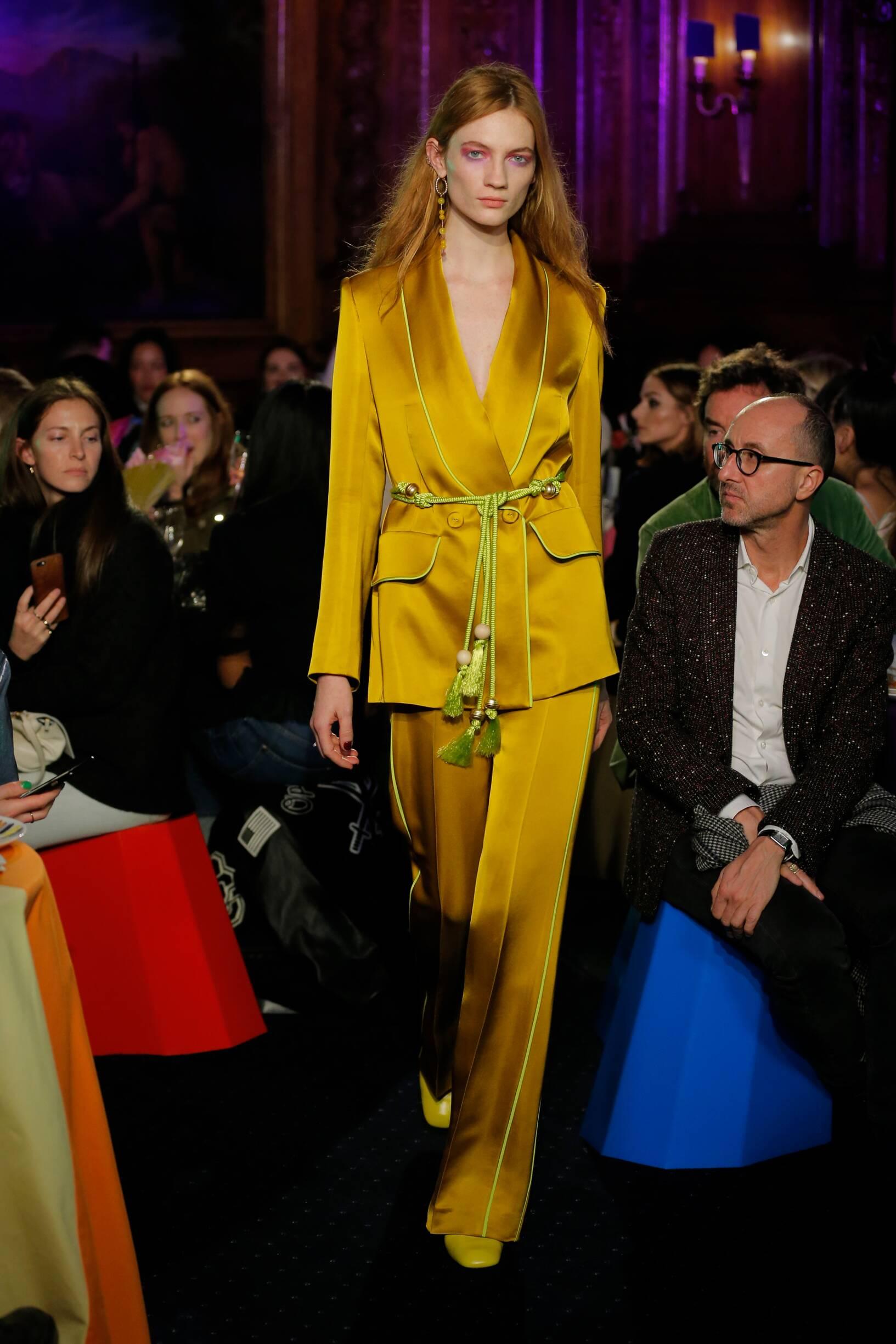Peter Pilotto Fashion Show