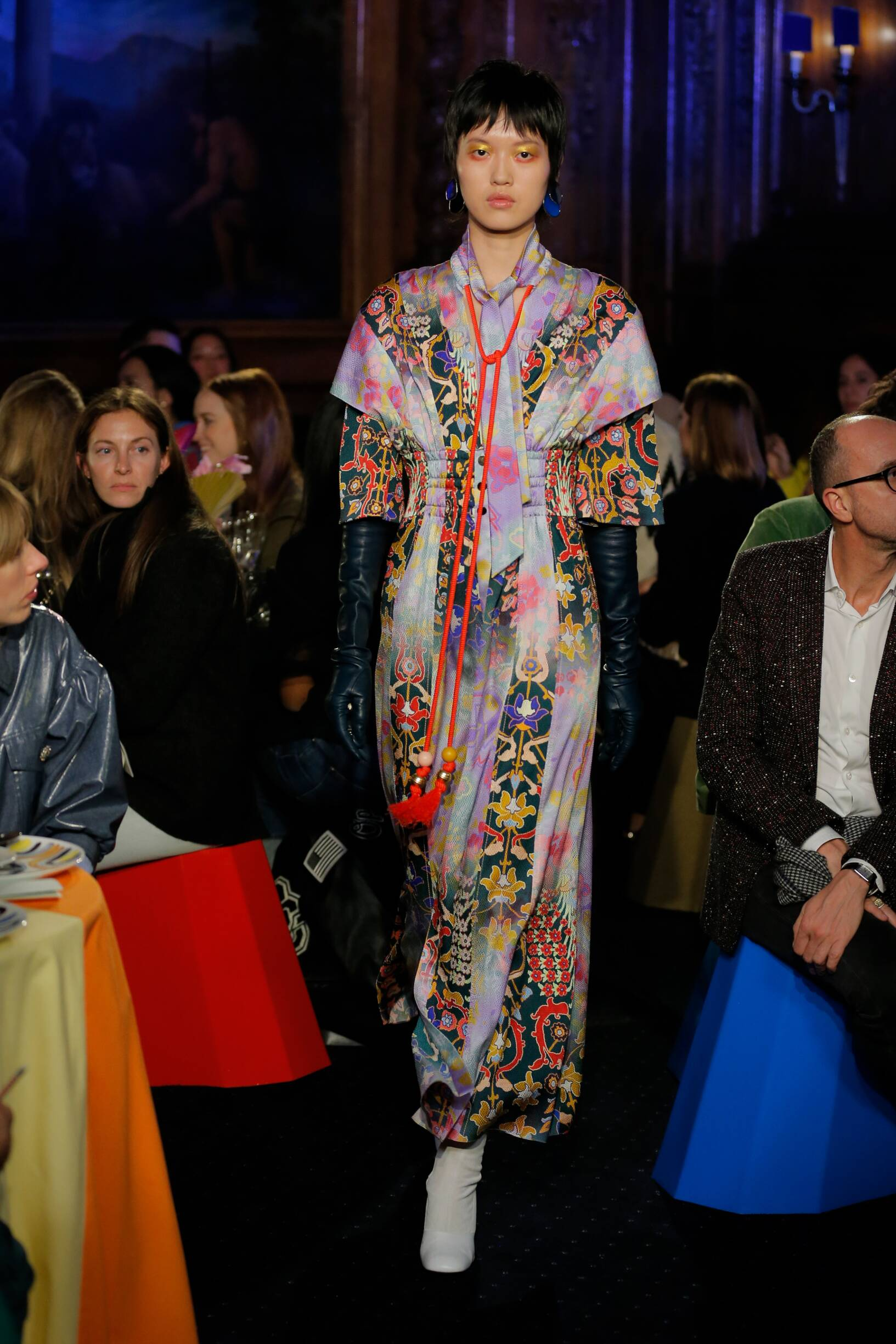 Peter Pilotto London Fashion Week