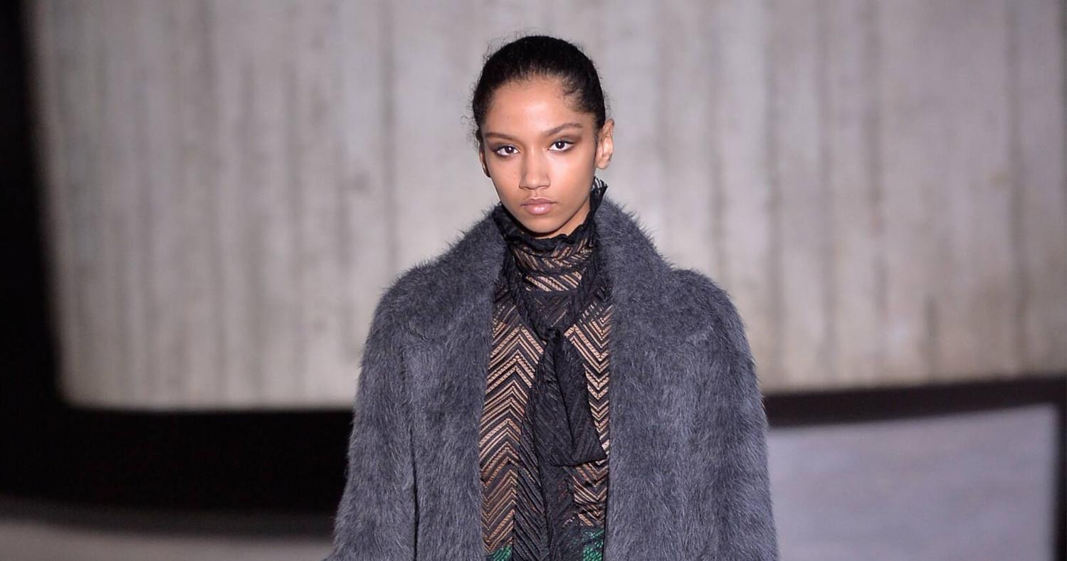 Roland Mouret Fashion Show FW 2018 London