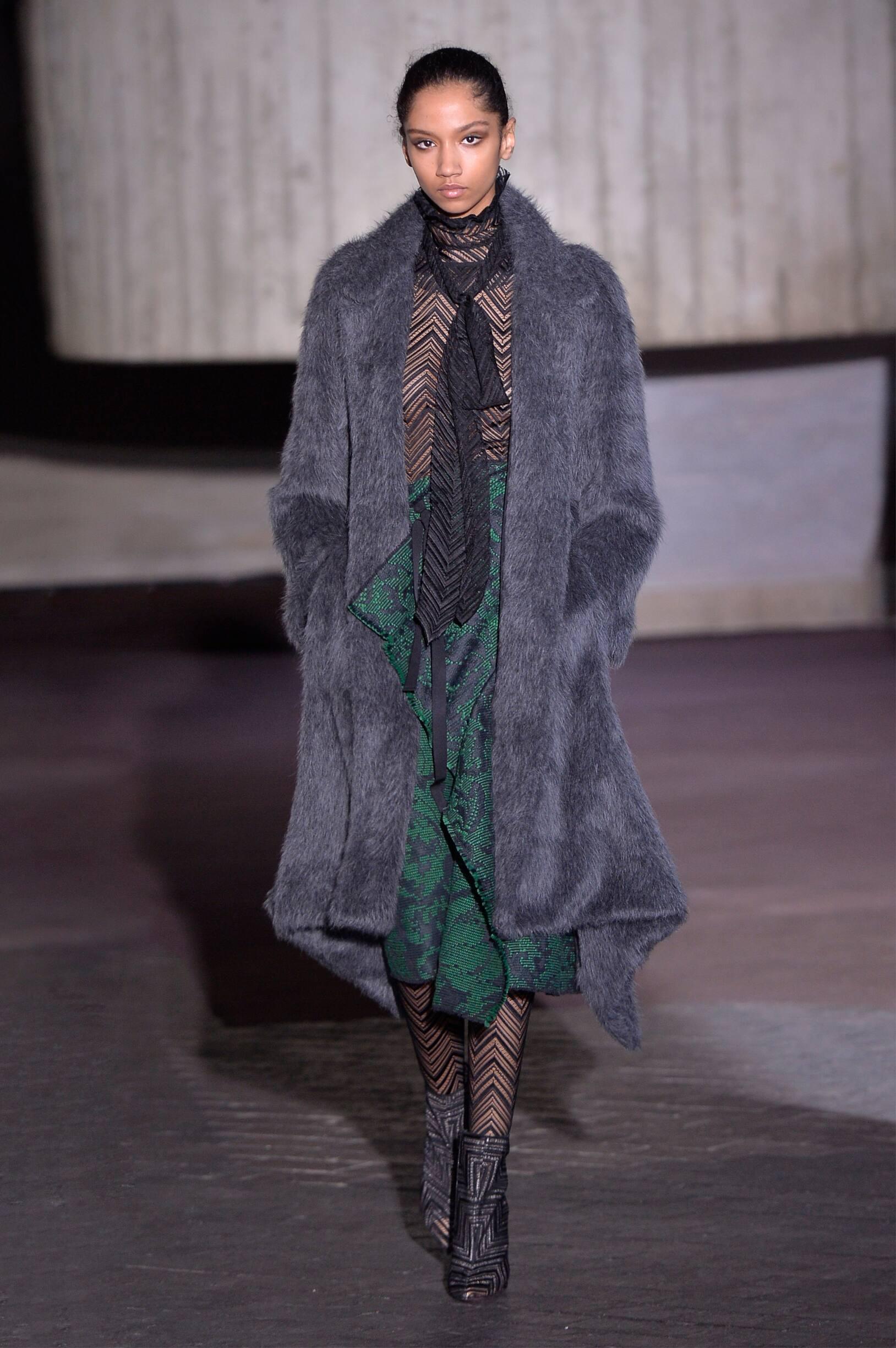 Roland Mouret Fashion Show FW 2018