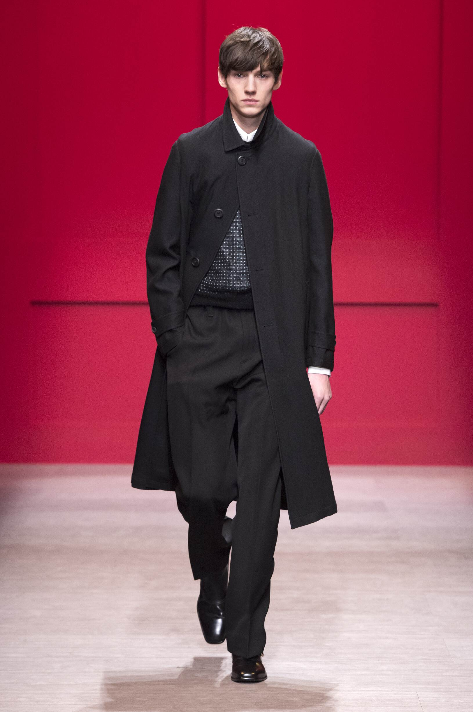 Runway Fall 2018-19 Menswear Salvatore Ferragamo