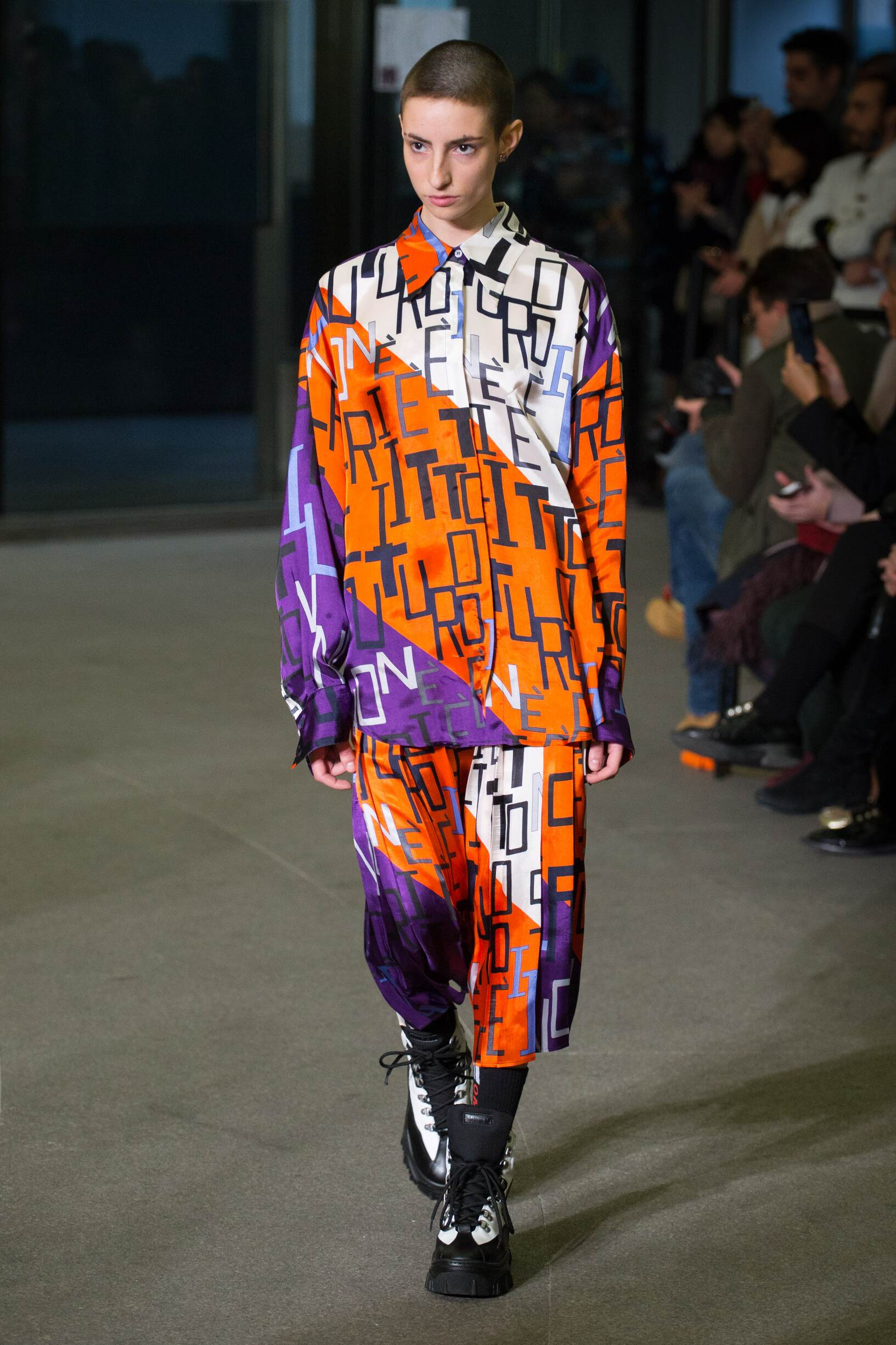 Runway Fall 2018-19 Womenswear Msgm