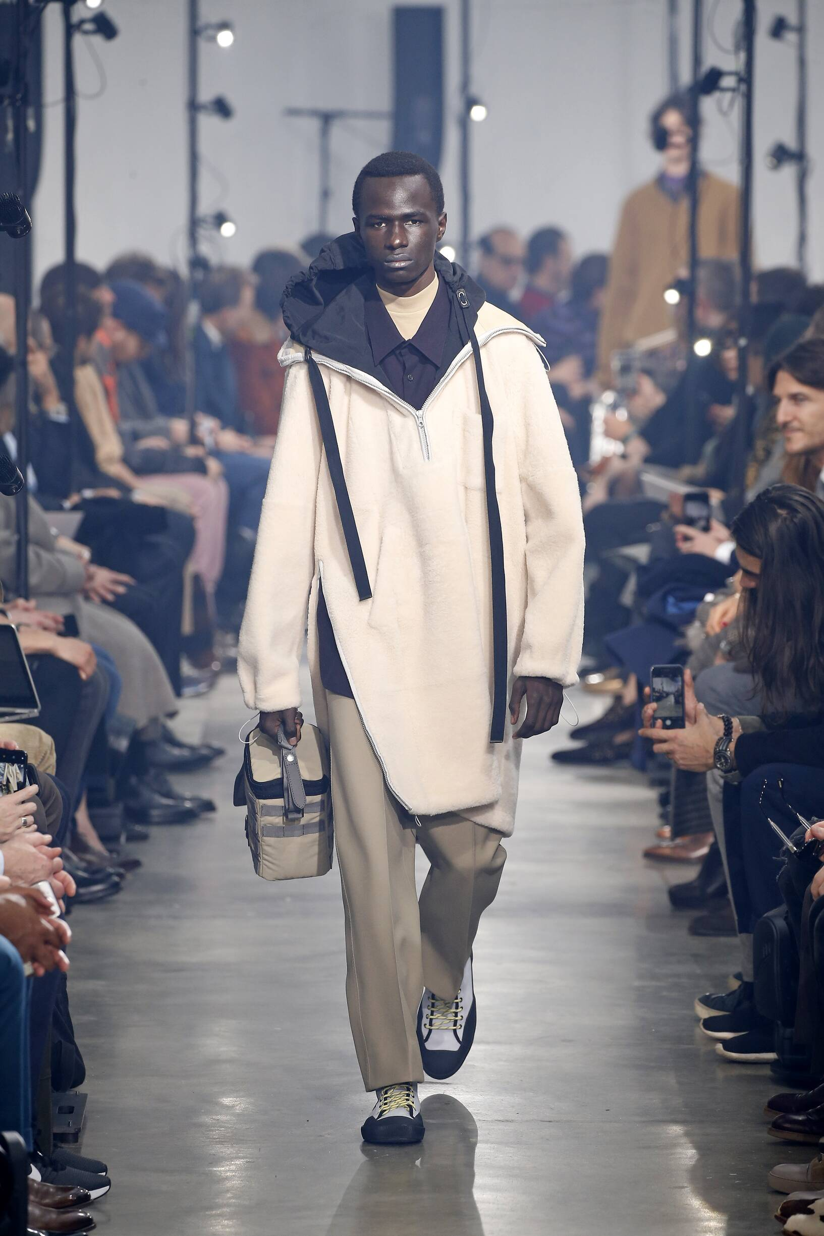 Runway Lanvin Fall Winter 2018 Men's Collection Paris Fashion Week