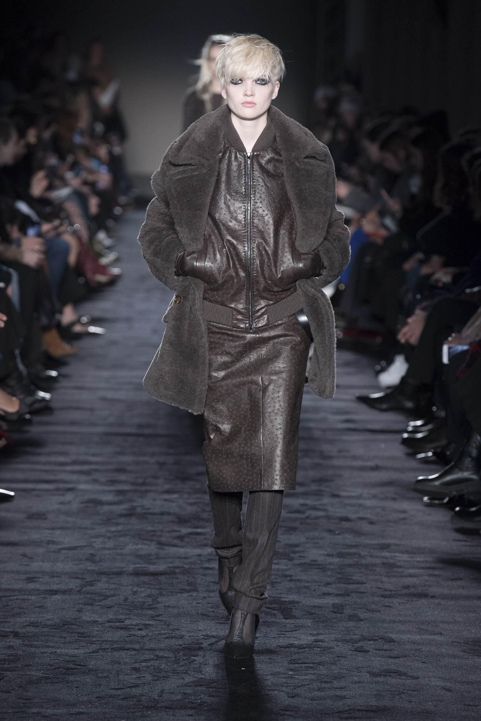 Runway Max Mara Fall Winter 2018 Women's Collection Milan Fashion Week