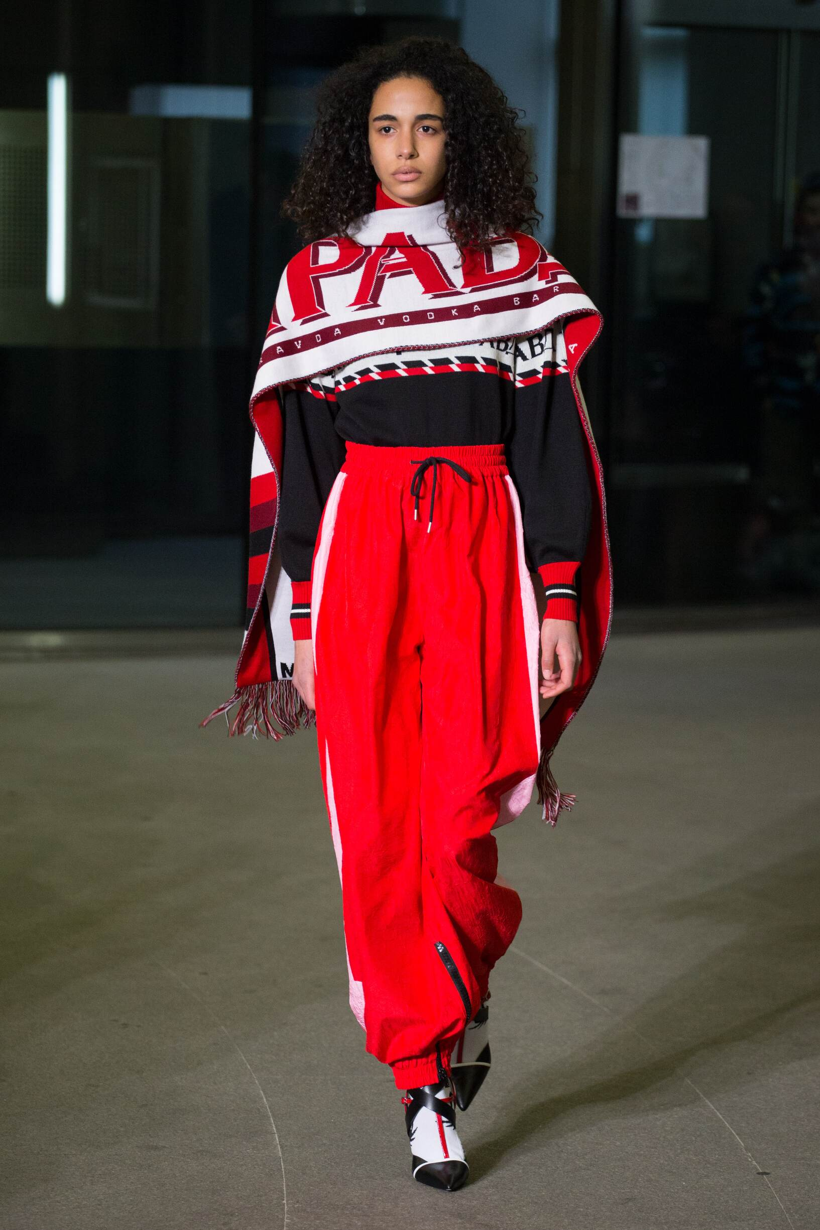 Runway Msgm Fall Winter 2018 Women's Collection Milan Fashion Week