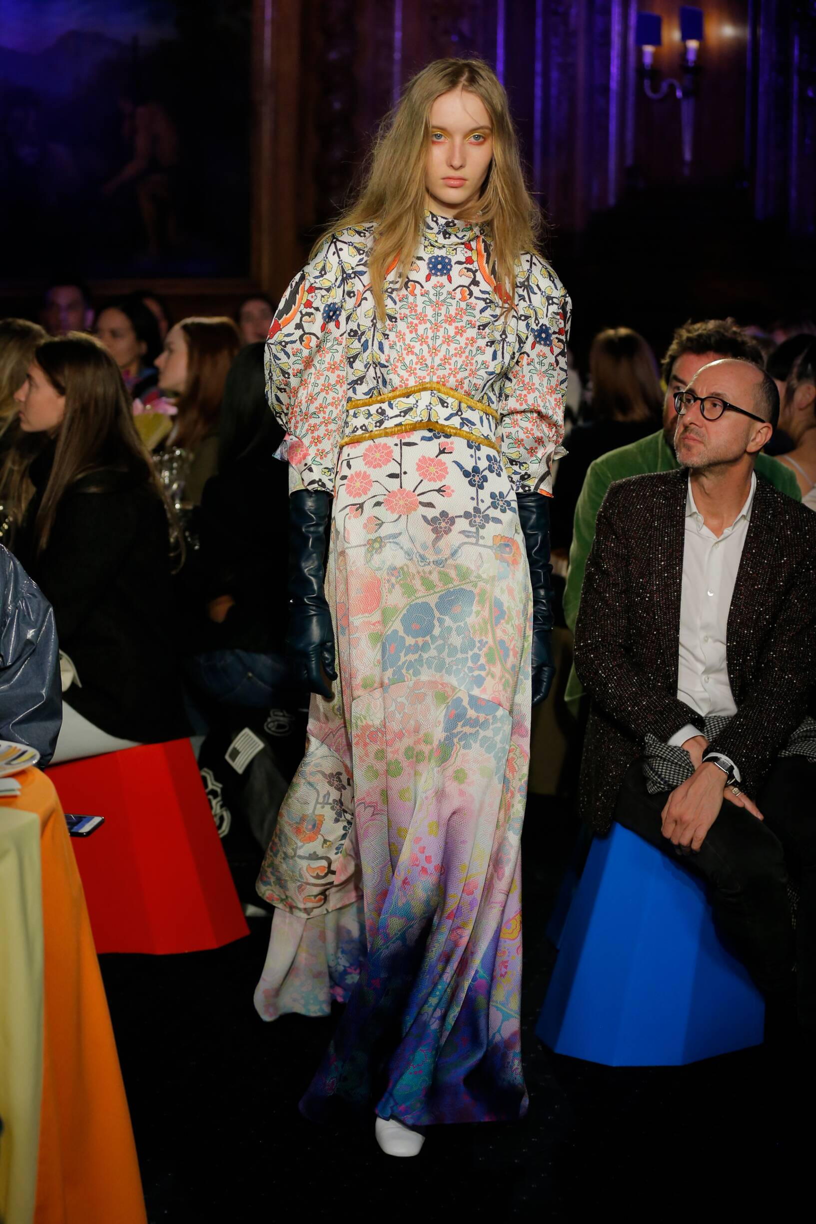 Runway Peter Pilotto Fall Winter 2018 Women's Collection London Fashion Week