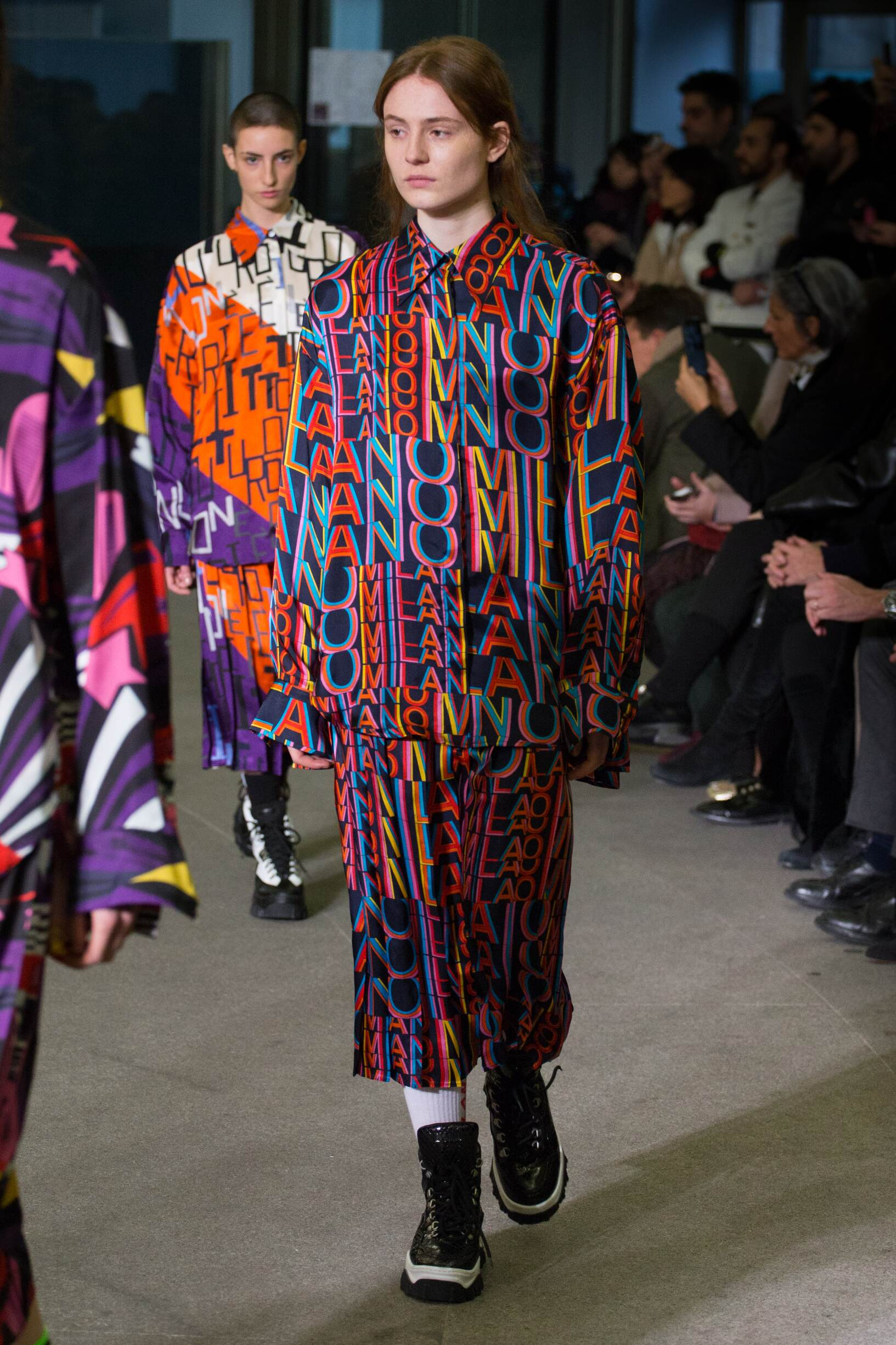 Runway Woman FW 2018-19 Fashion Show Msgm