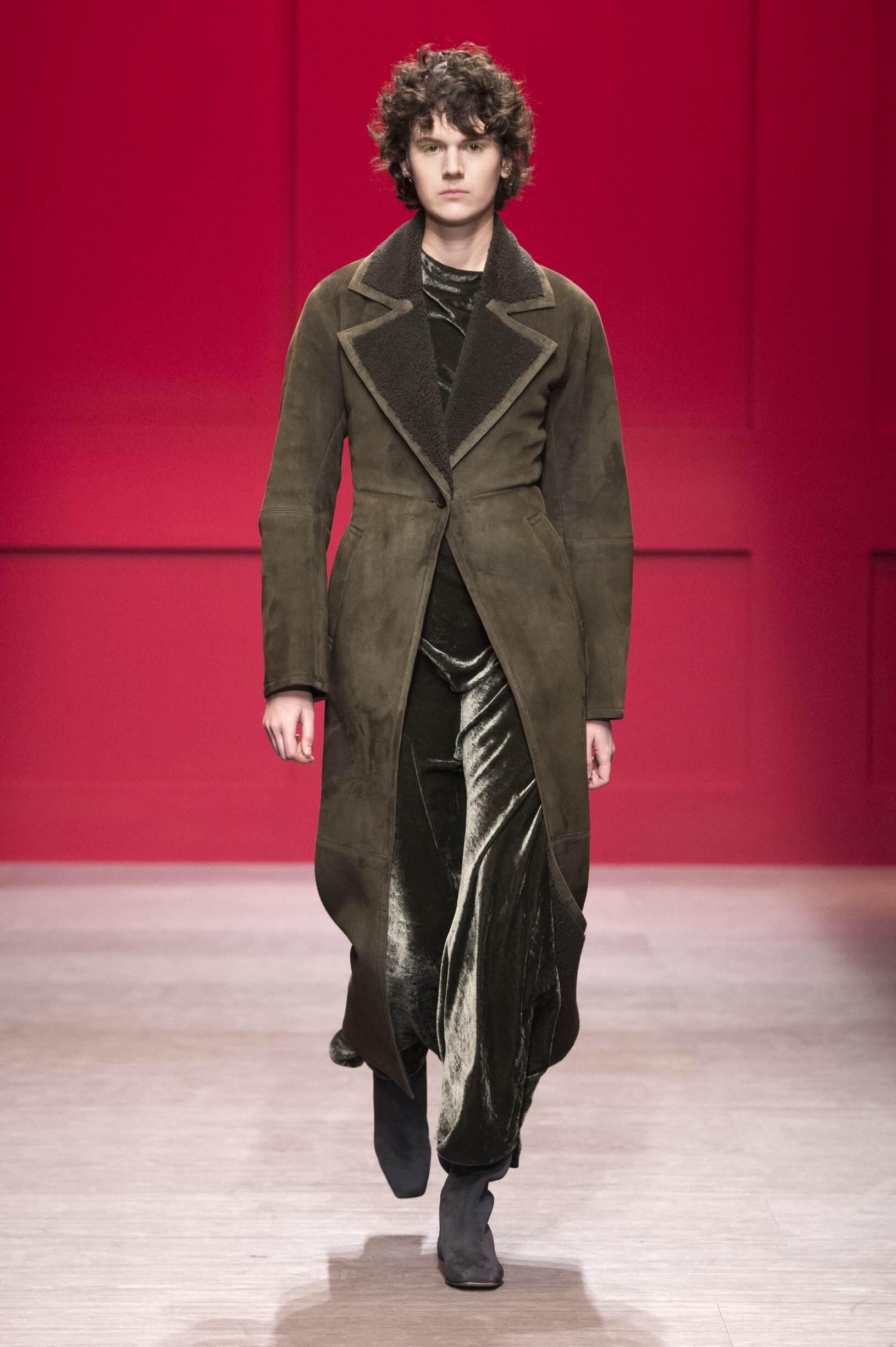 Salvatore Ferragamo FW 2018 Menswear