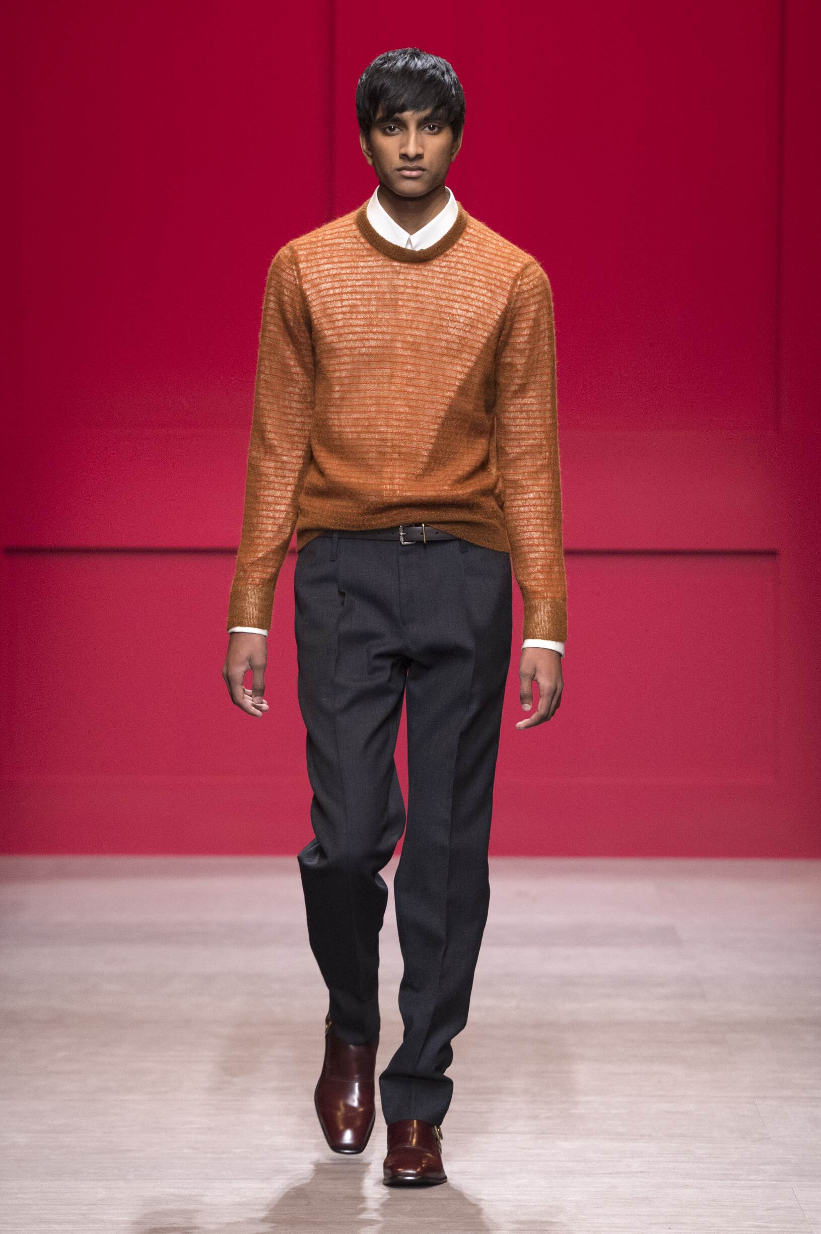 Salvatore Ferragamo Man Fall Winter 2018
