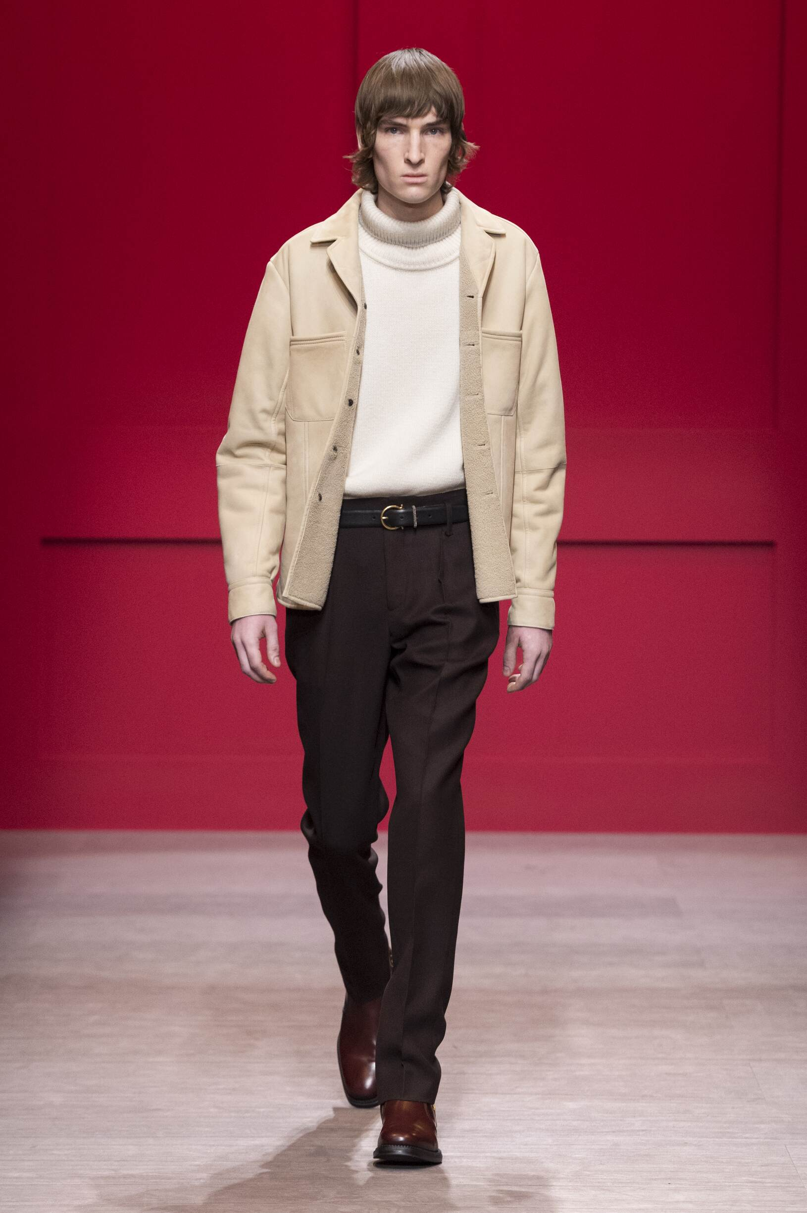 Salvatore Ferragamo Menswear Fashion Show