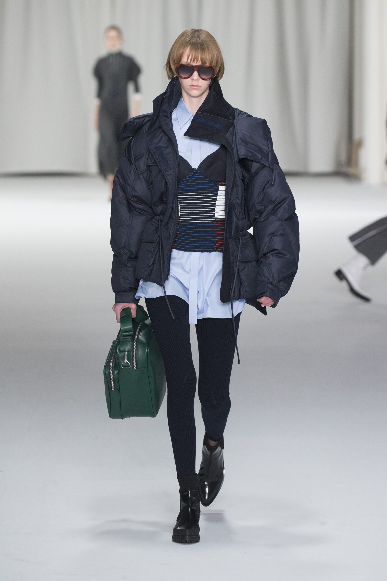 Sportmax Fall 2018 Catwalk