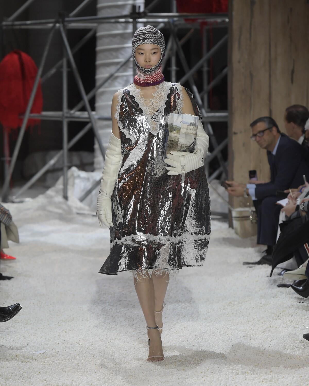 Trends FW 2018-19 Calvin Klein 205W39NYC Fashion Show New York