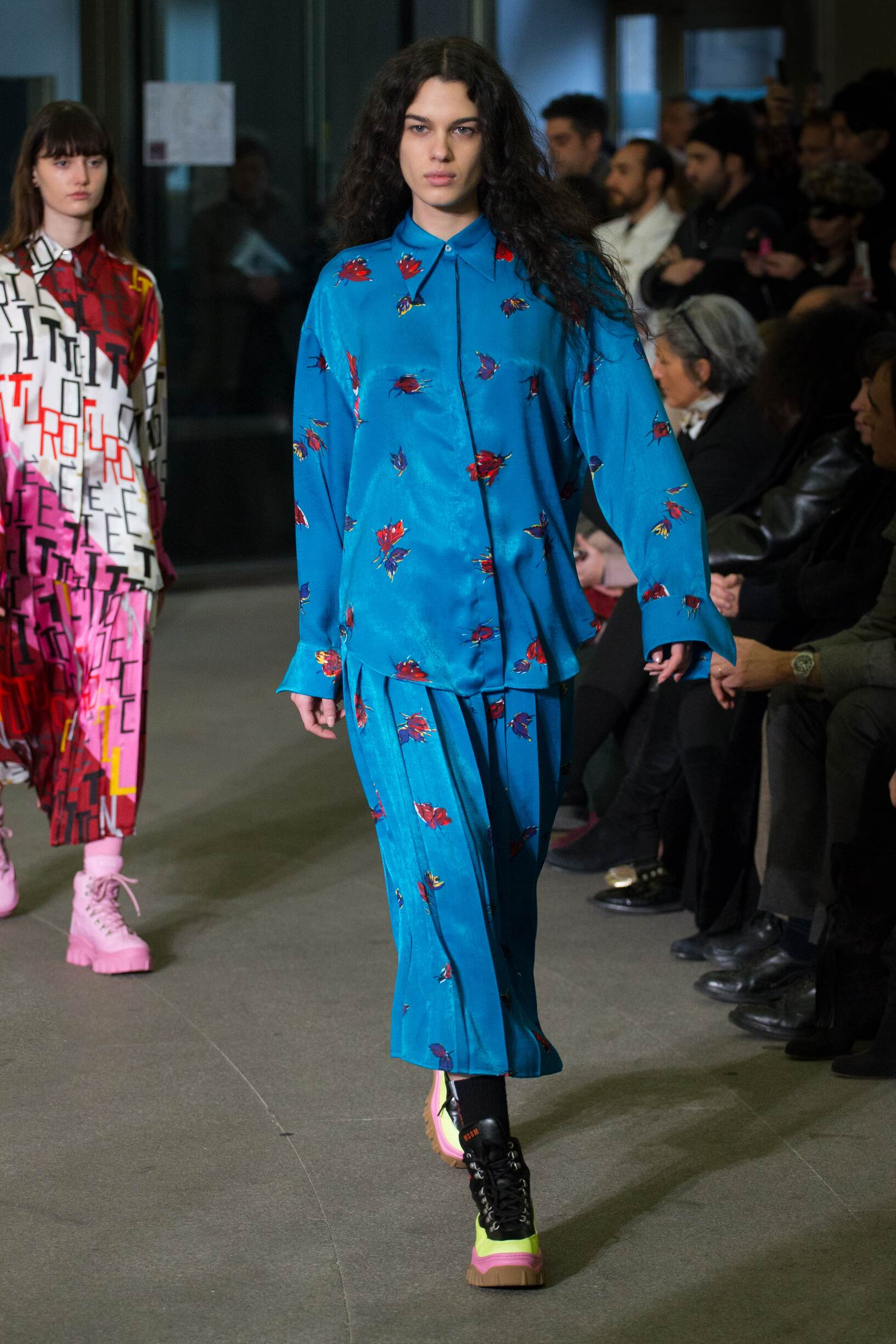 Trends FW 2018-19 Msgm Fashion Show Milan