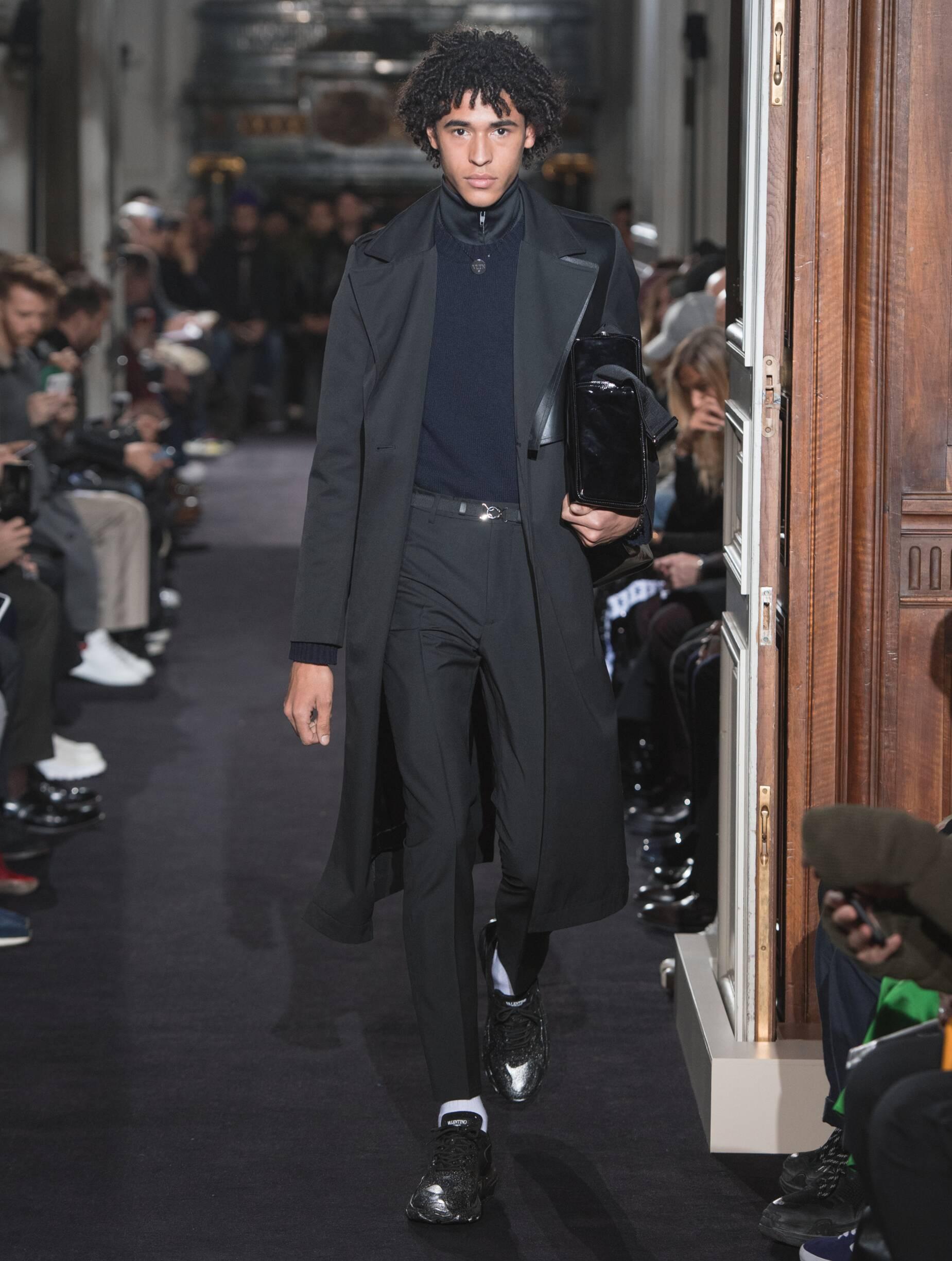 Valentino FW 2018 Menswear