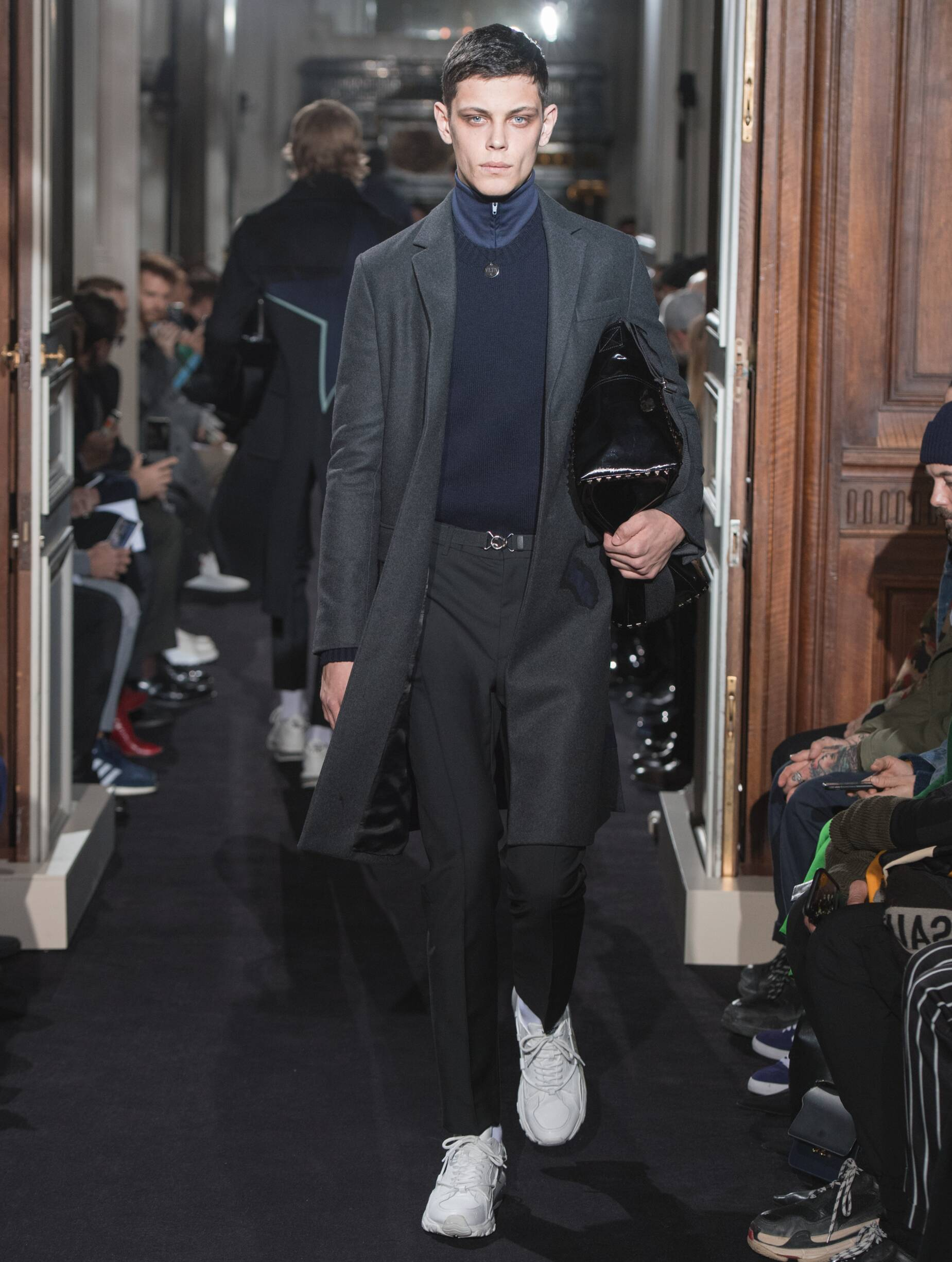 Valentino Fall Winter 2018 Mens Collection Paris Fashion Week