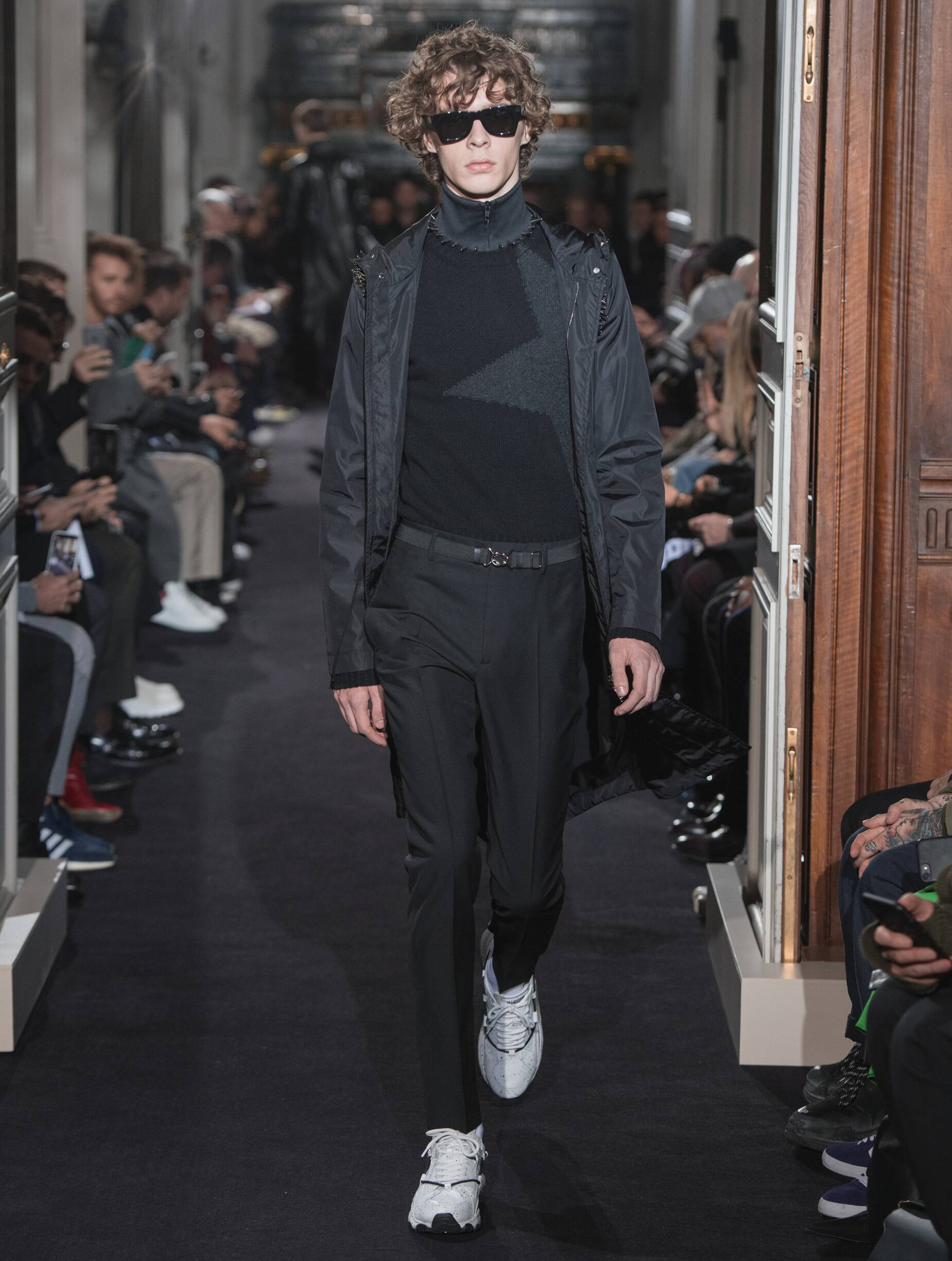Valentino Men's Collection 2018