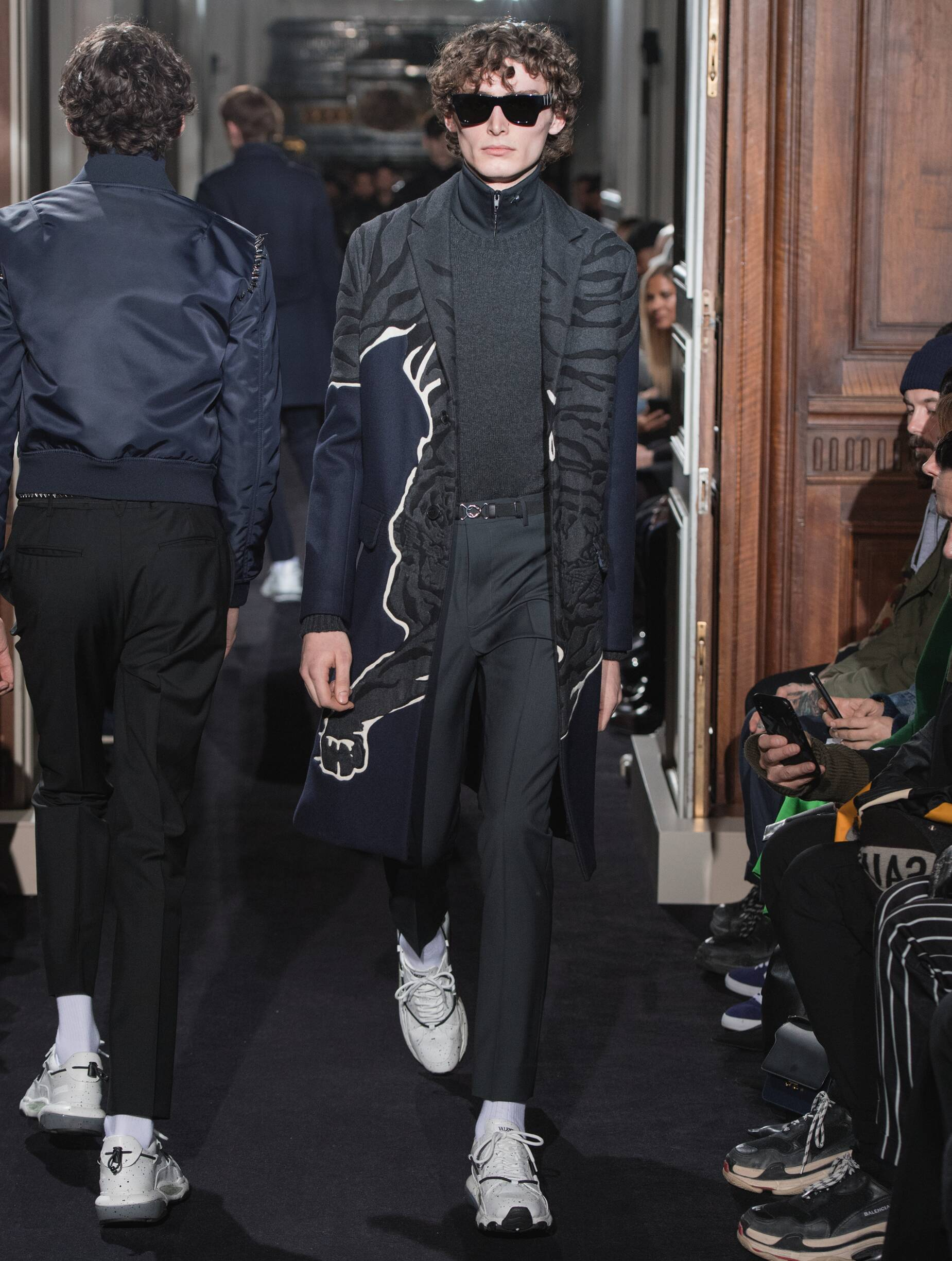 Valentino Paris Fashion Week Menswear