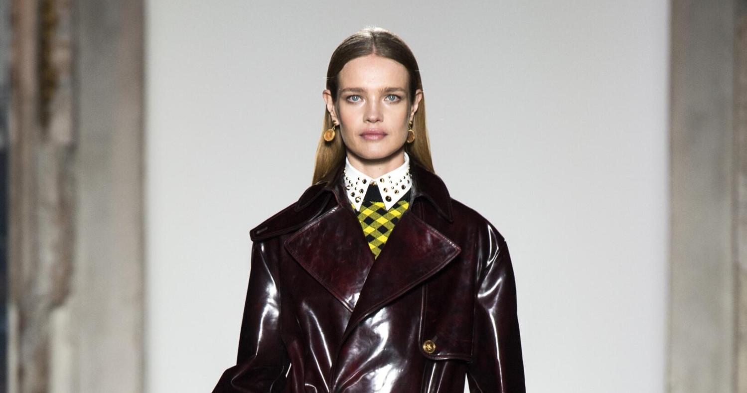 Versace Fashion Show FW 2018 Milan