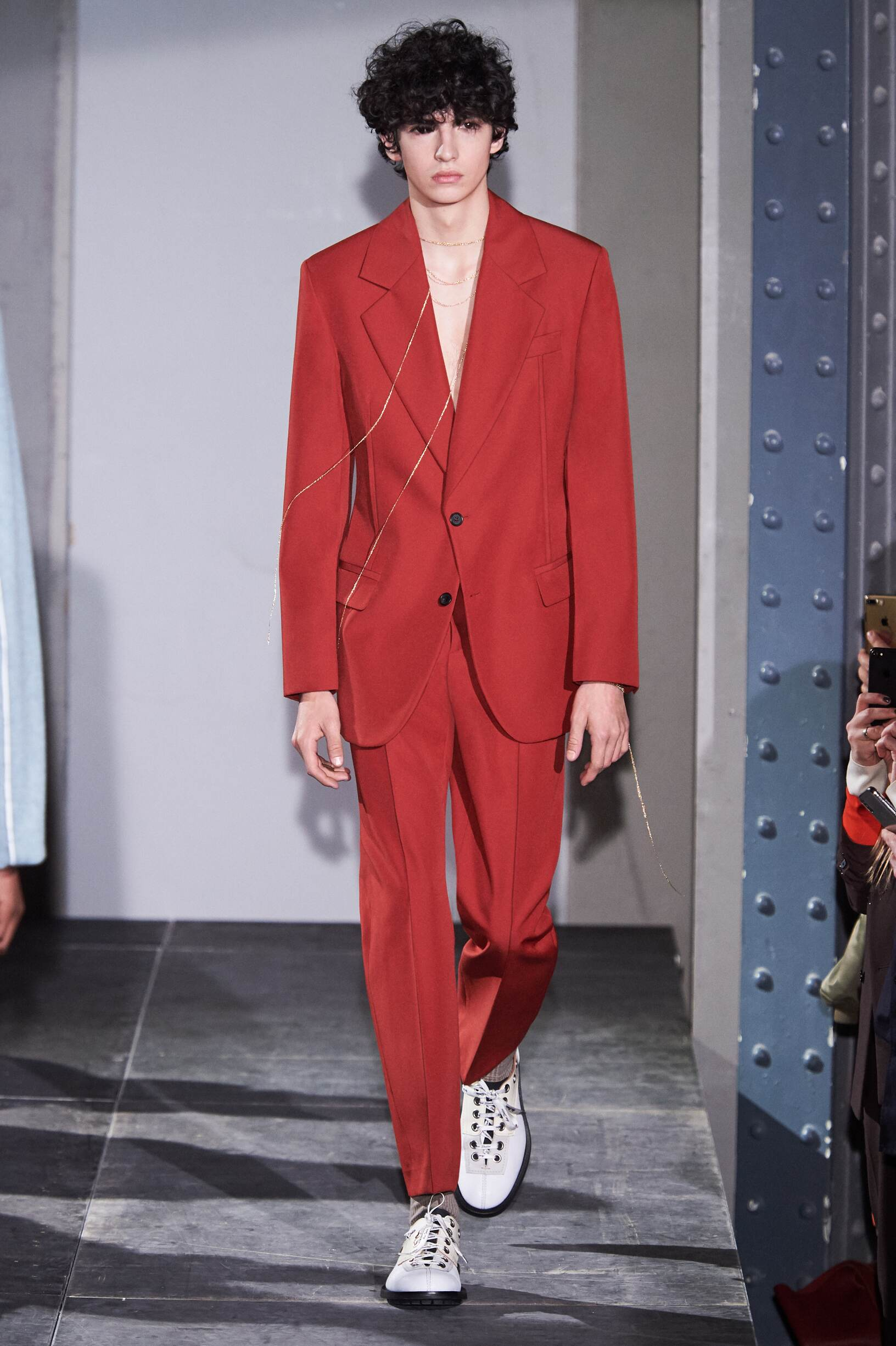 Winter 2018 Fashion Trends Acne Studios