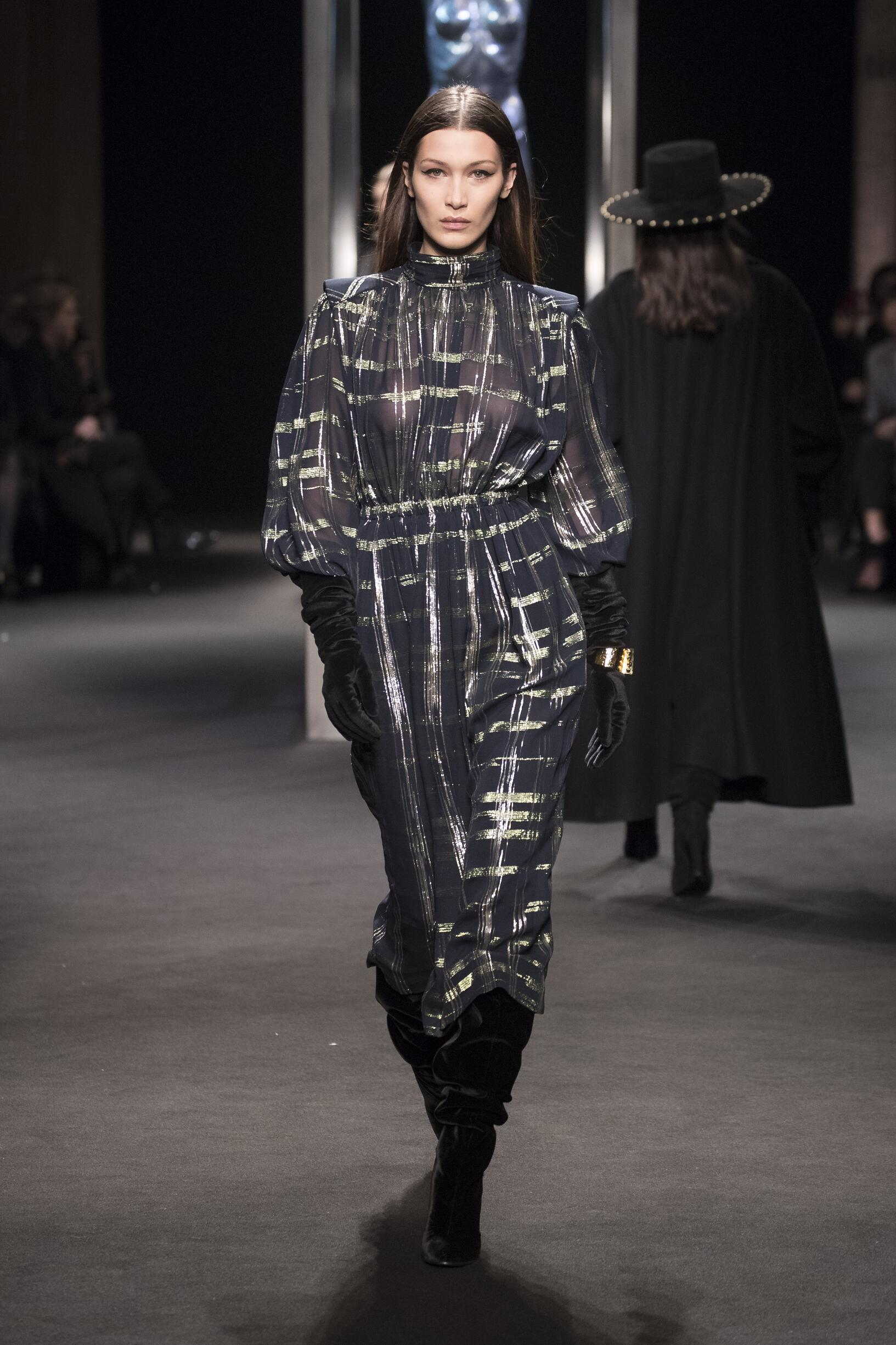 Winter 2018 Fashion Trends Alberta Ferretti