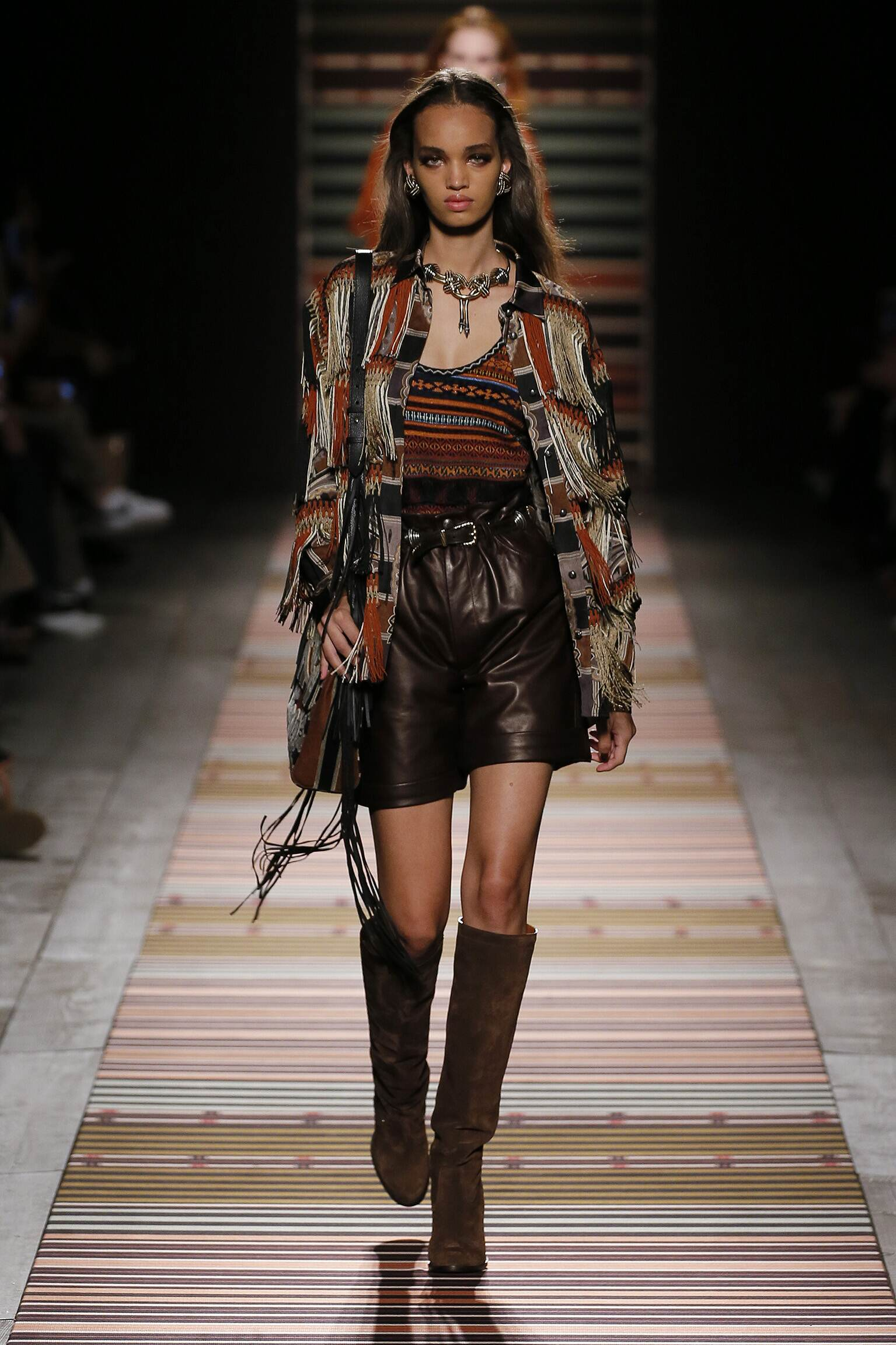 Winter 2018 Fashion Trends Etro