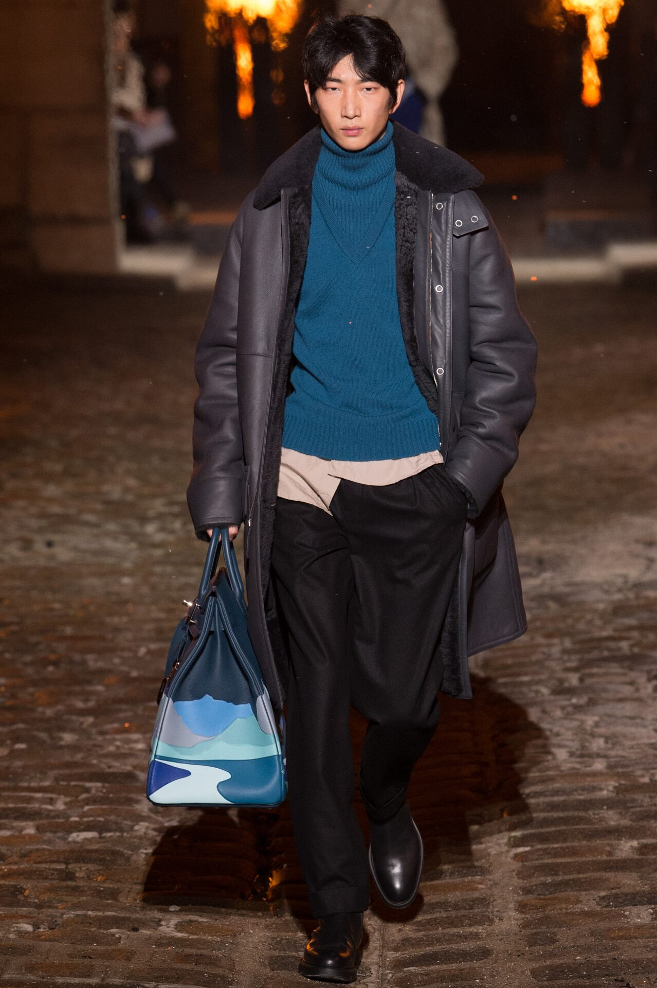 Winter 2018 Fashion Trends Hermès