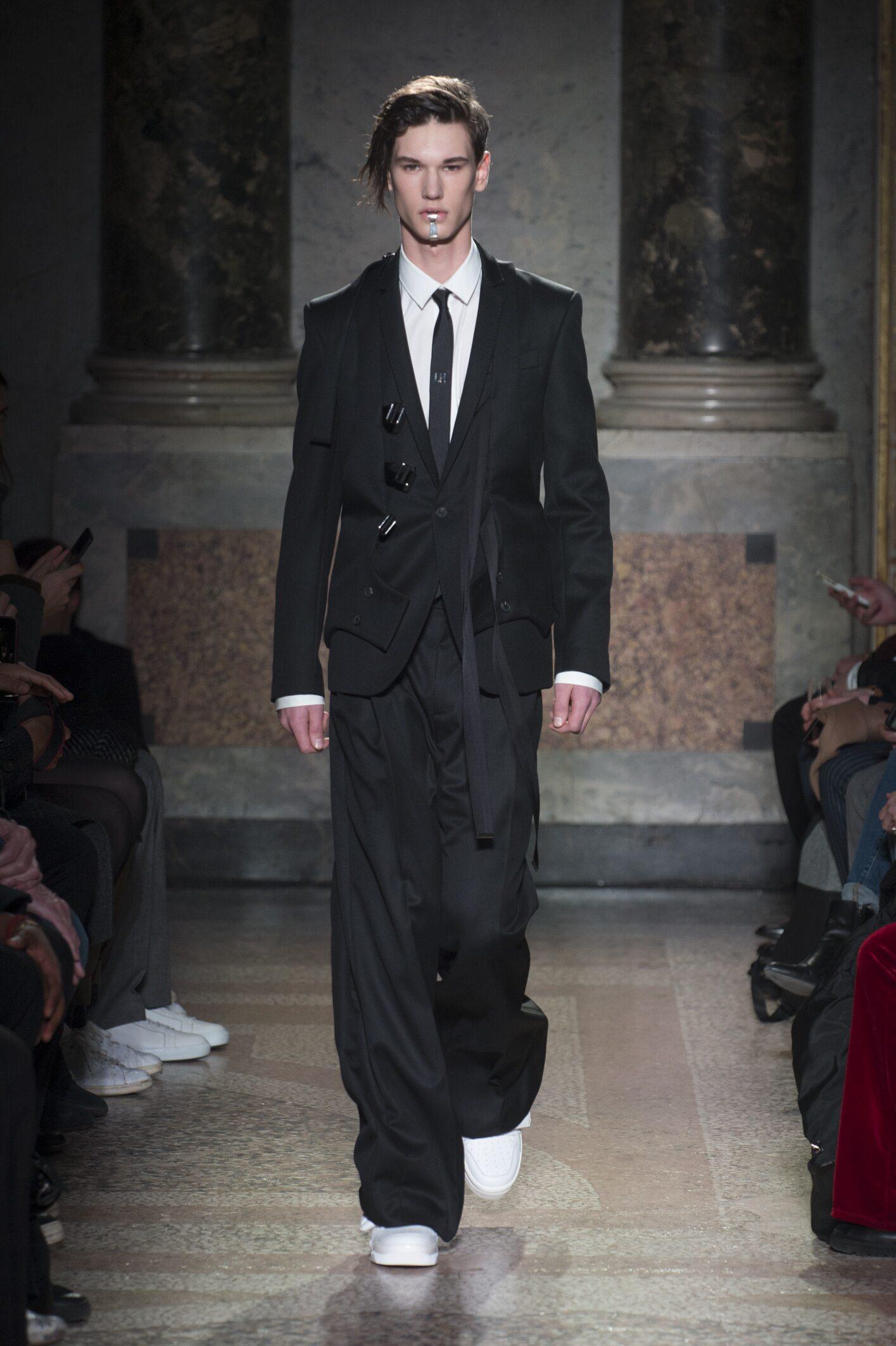 Winter 2018 Fashion Trends Les Hommes