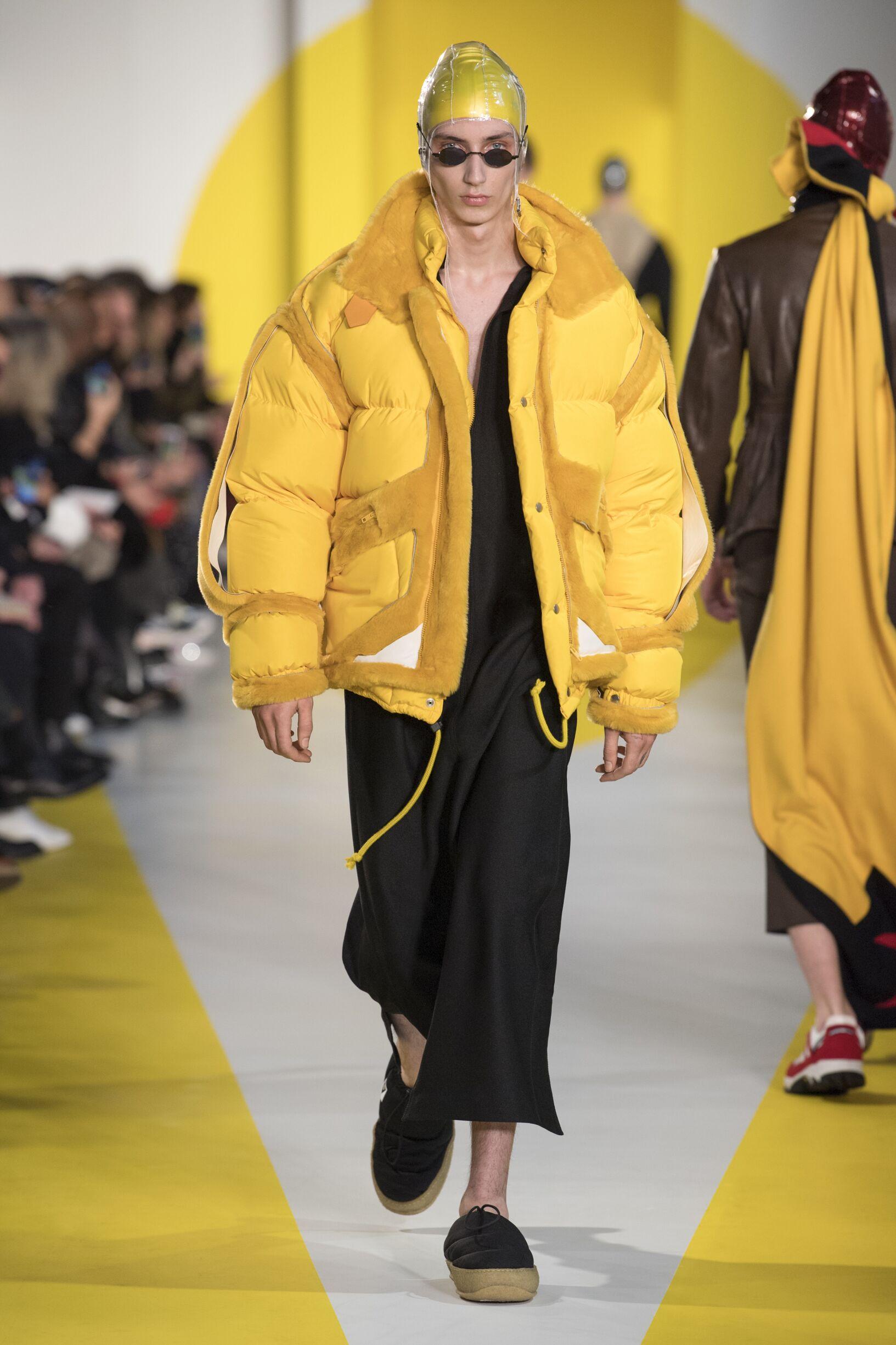 Winter 2018 Fashion Trends Maison Margiela