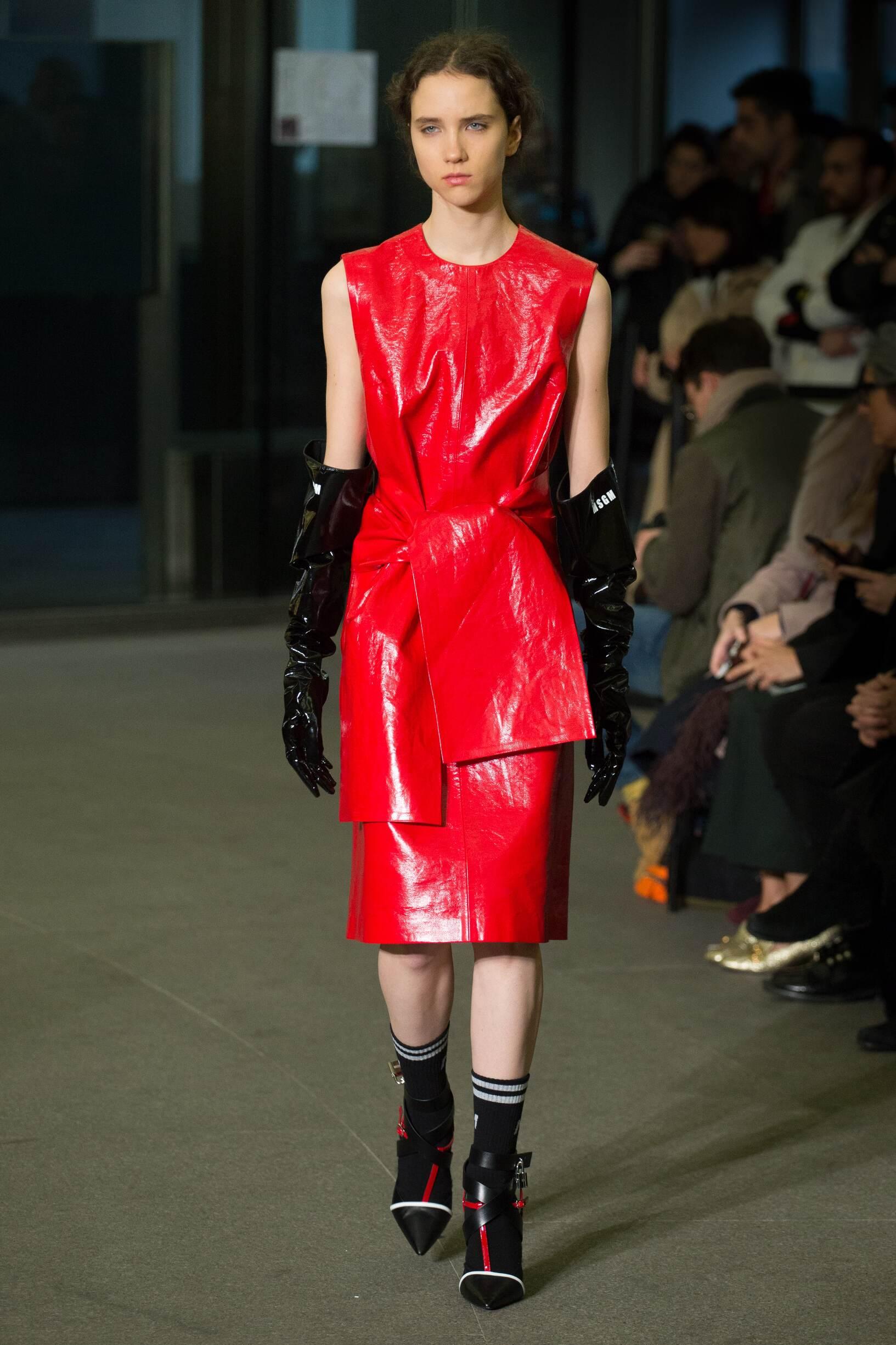 Winter 2018 Fashion Trends Msgm