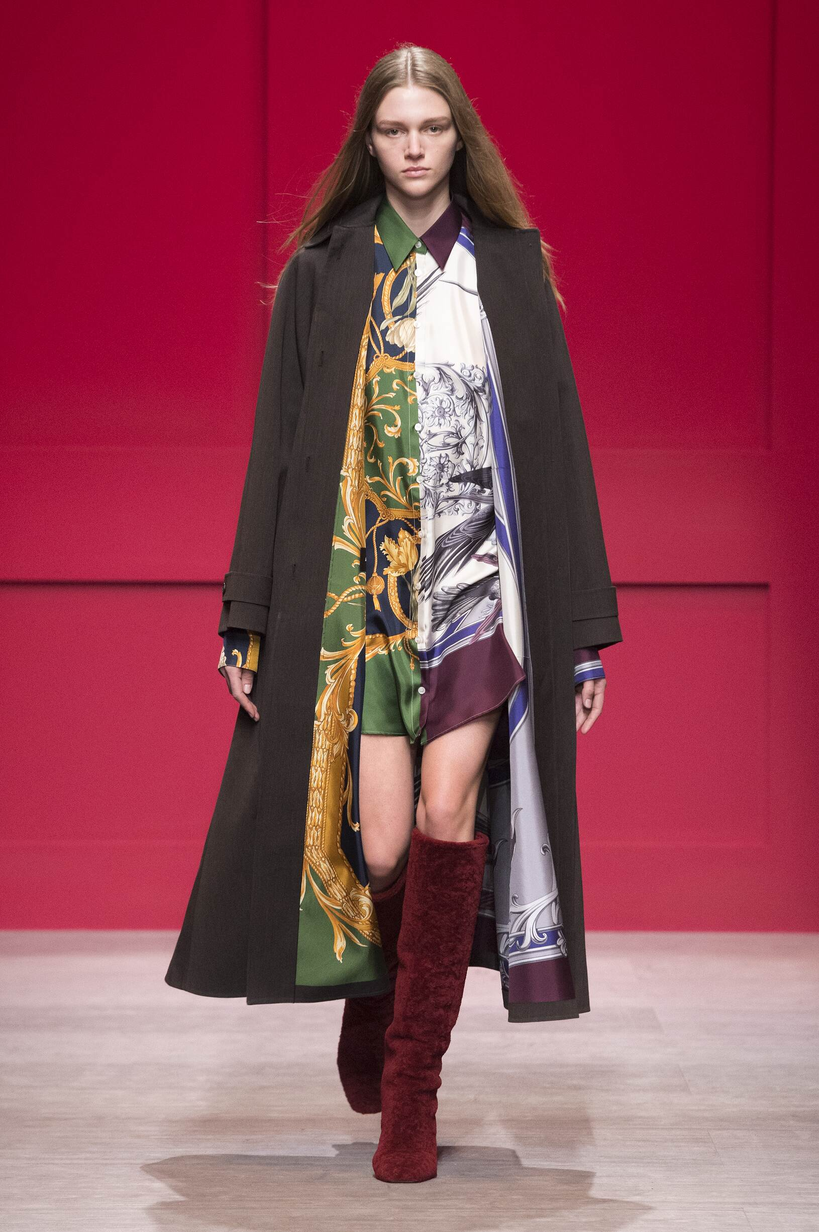Winter 2018 Fashion Trends Salvatore Ferragamo