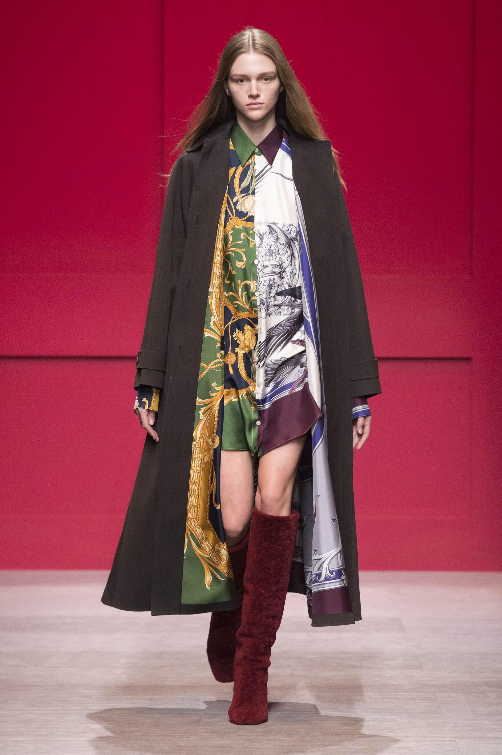 Winter 2018 Fashion Trends Salvatore Ferragamo