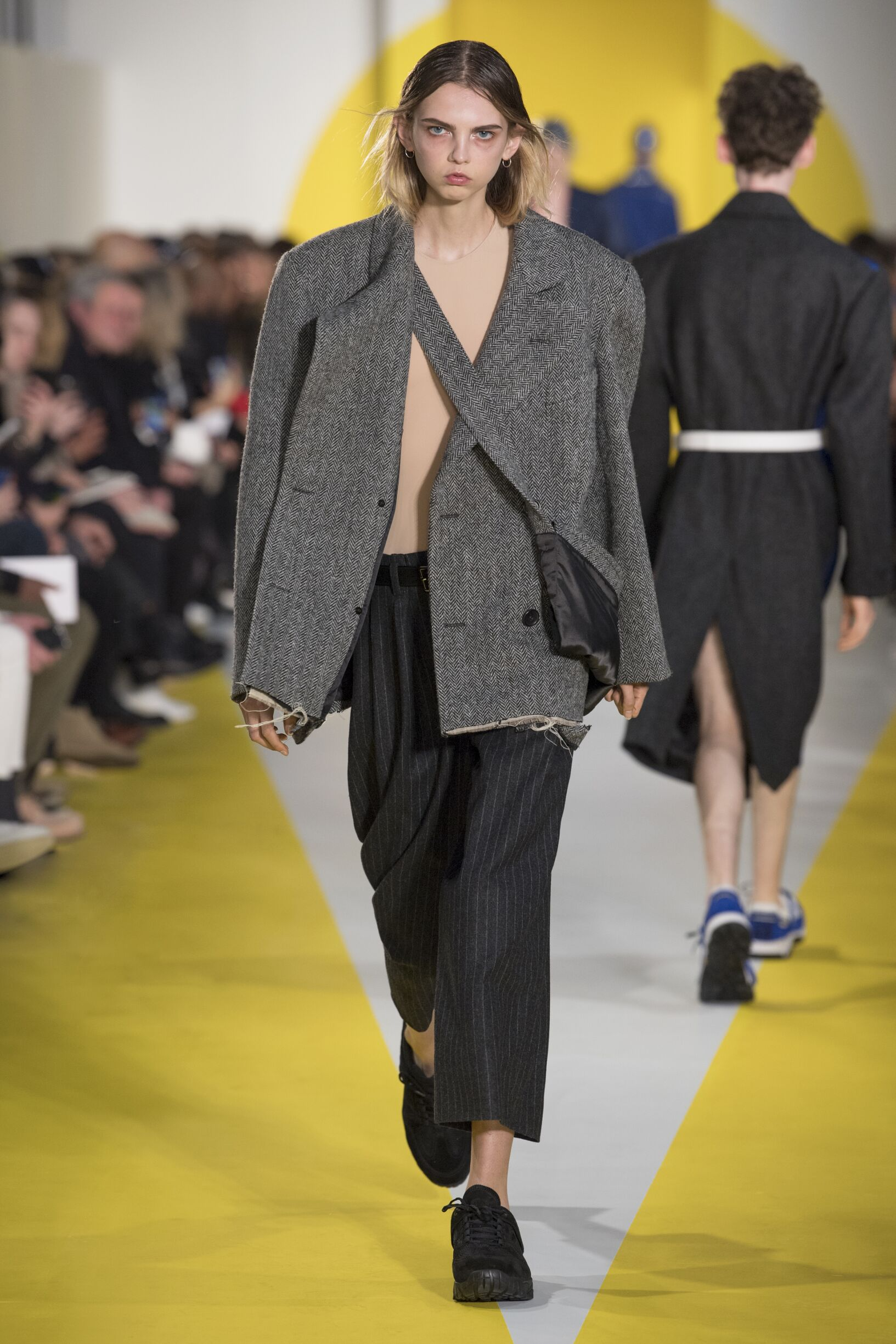 Winter 2018 Man Trends Maison Margiela