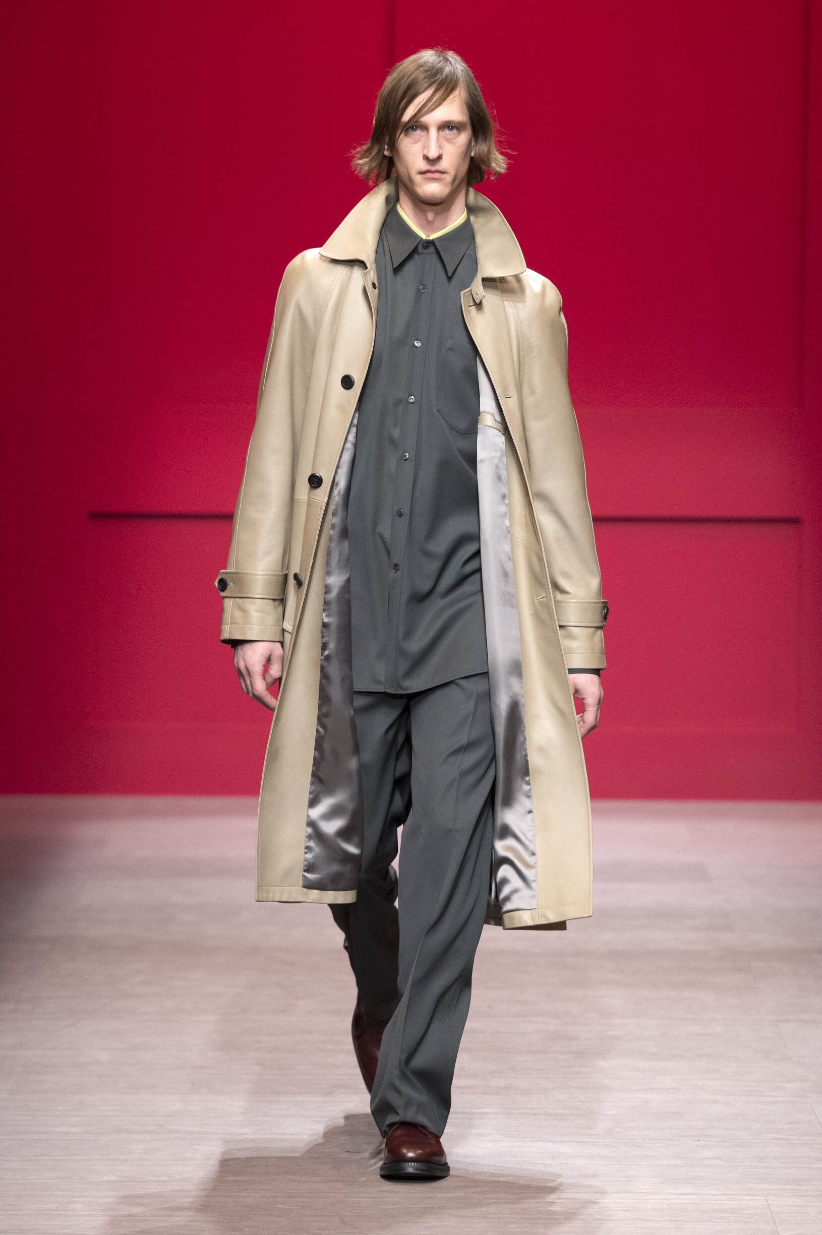 Winter 2018 Man Trends Salvatore Ferragamo