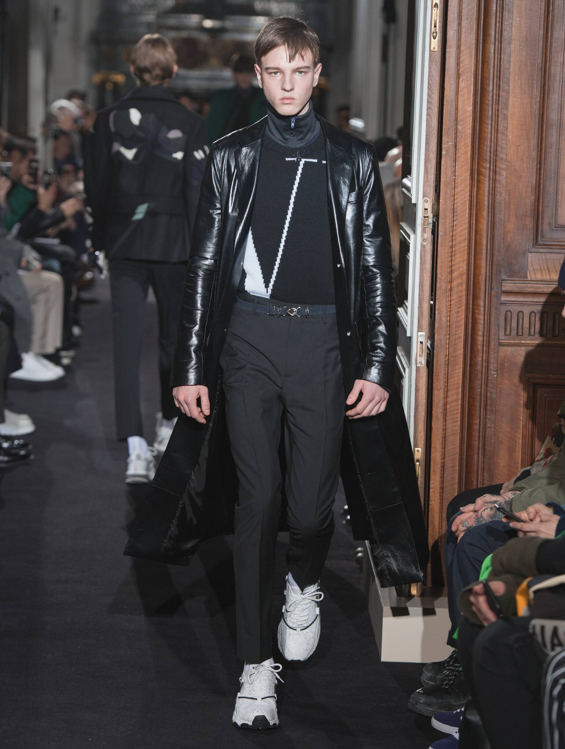 Winter 2018 Man Trends Valentino