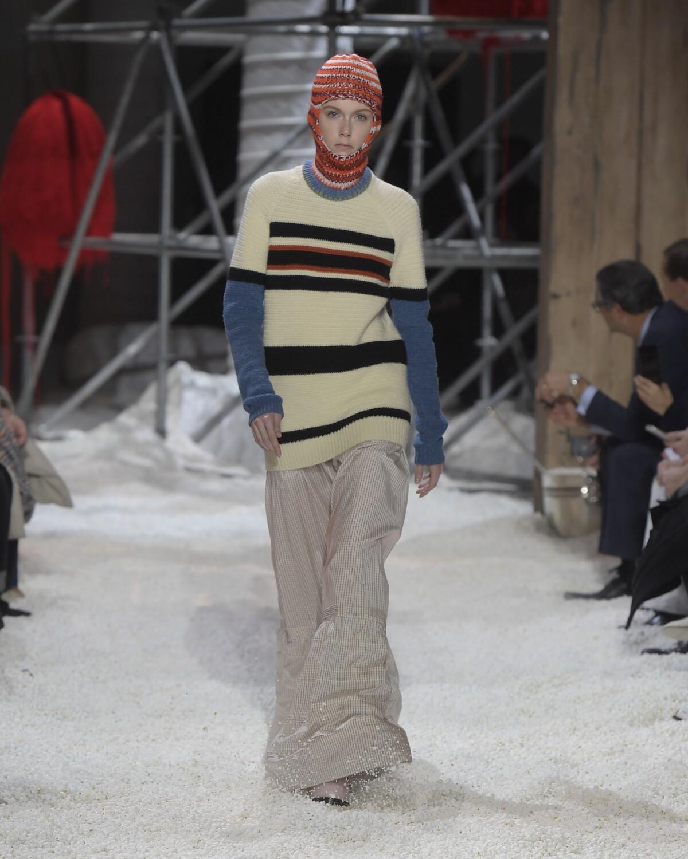 Winter 2018 Woman Trends Calvin Klein 205W39NYC
