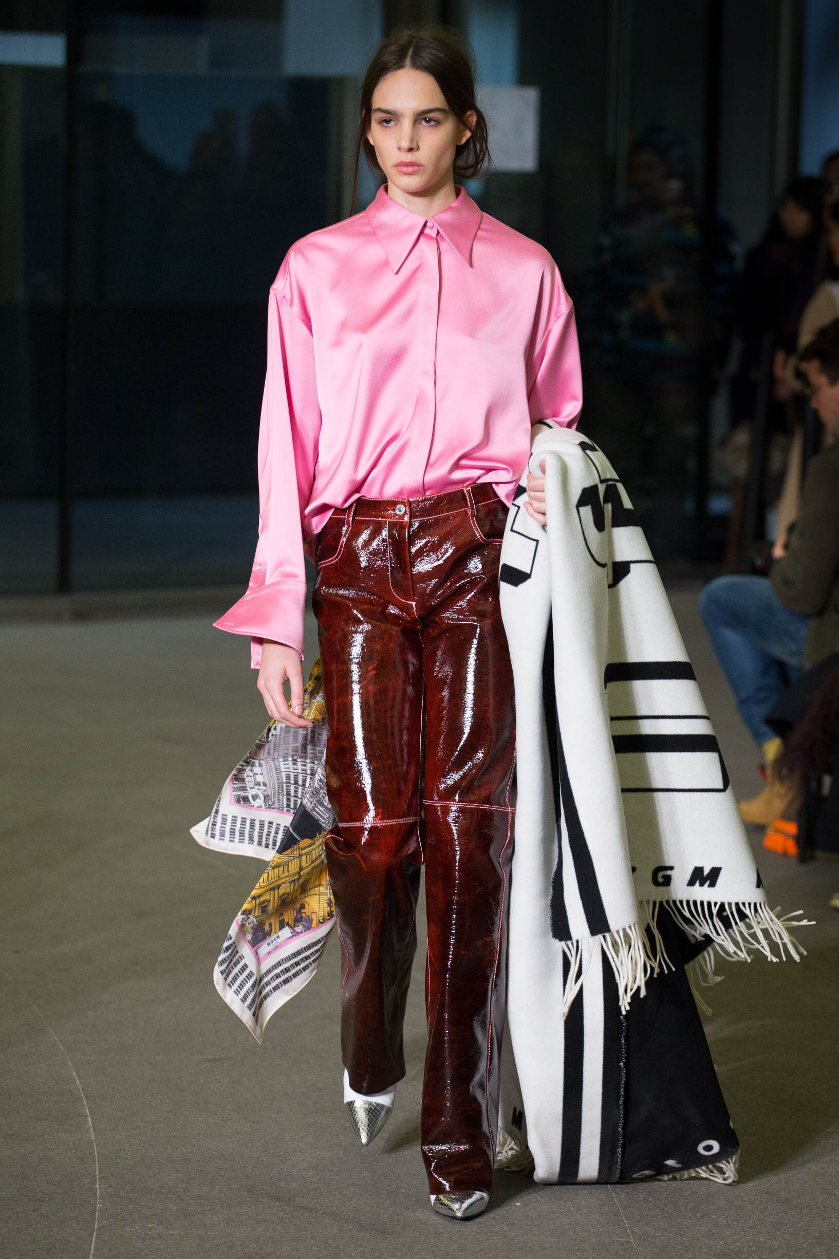 Winter 2018 Woman Trends Msgm