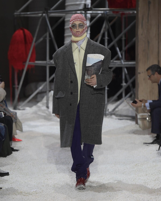 Winter 2018 Womens Trends Calvin Klein 205W39NYC