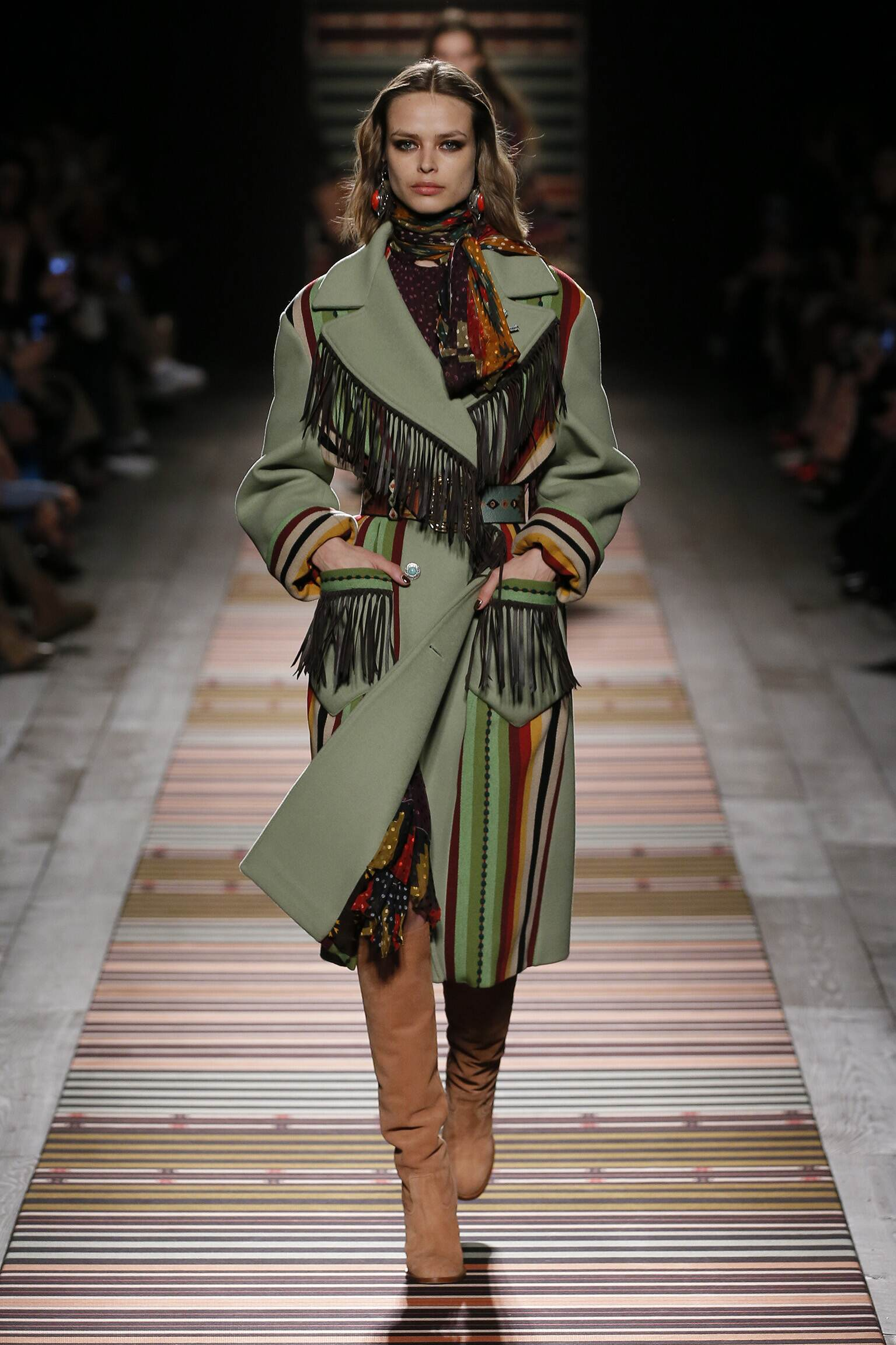 Woman FW 2018-19 Fashion Show Etro