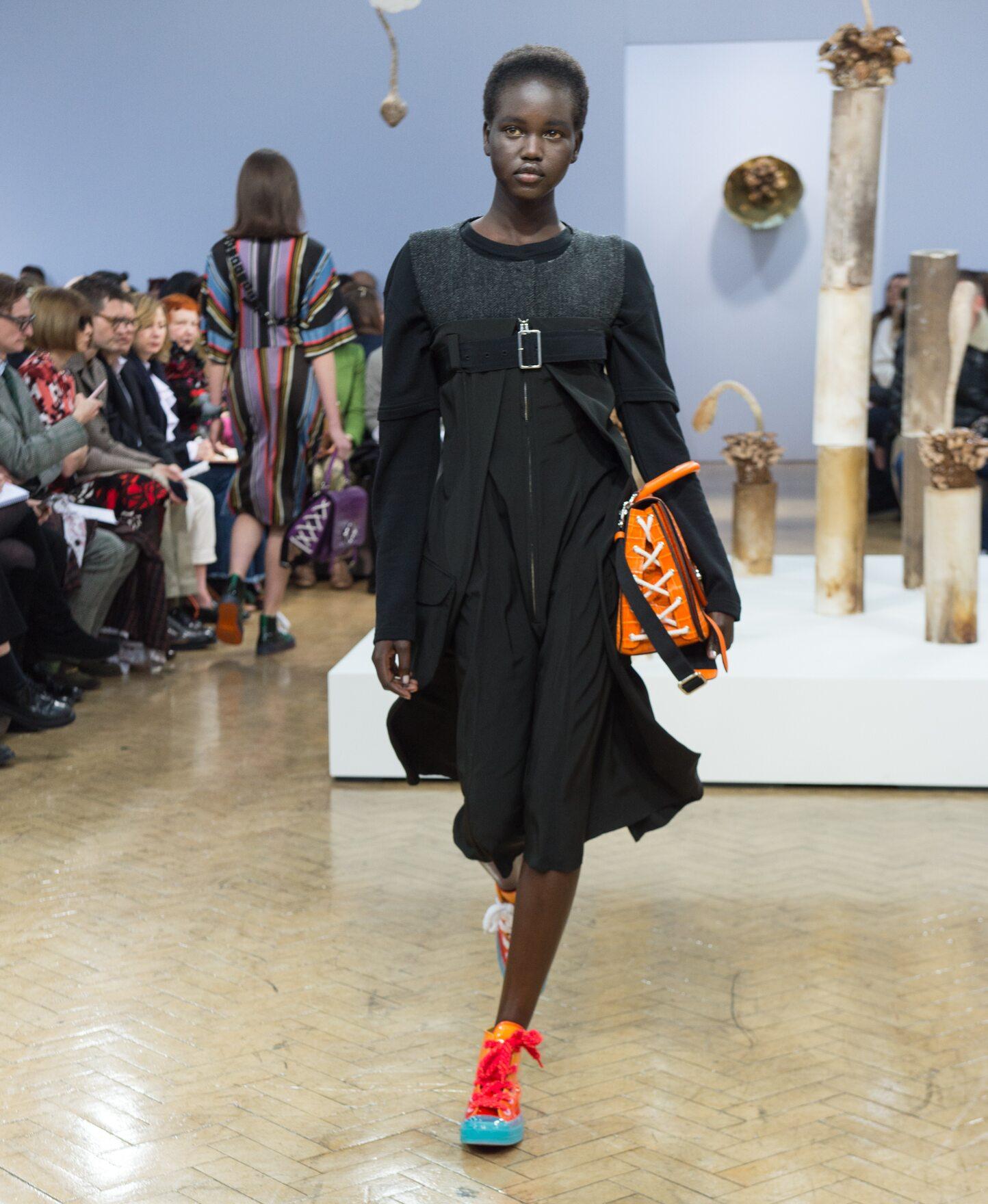 Woman FW 2018-19 Fashion Show J.W. Anderson