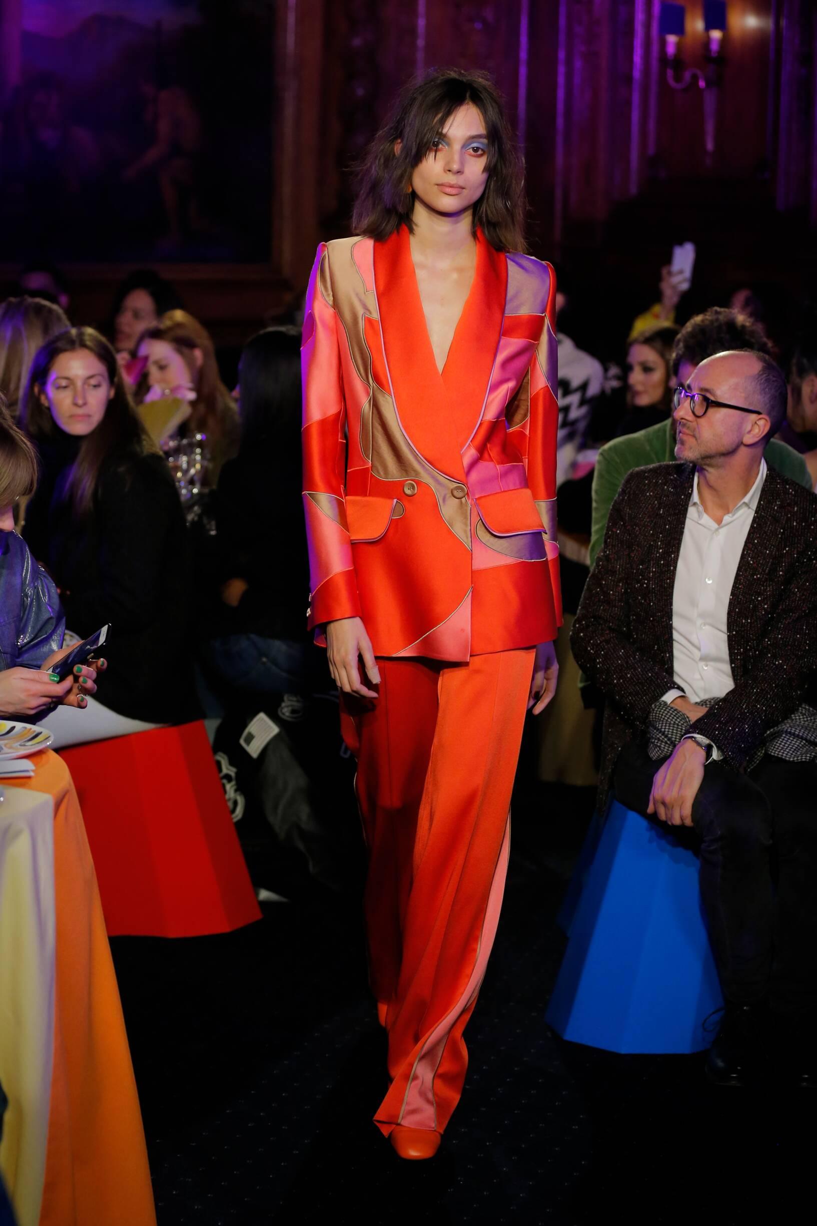 Woman FW 2018-19 Fashion Show Peter Pilotto